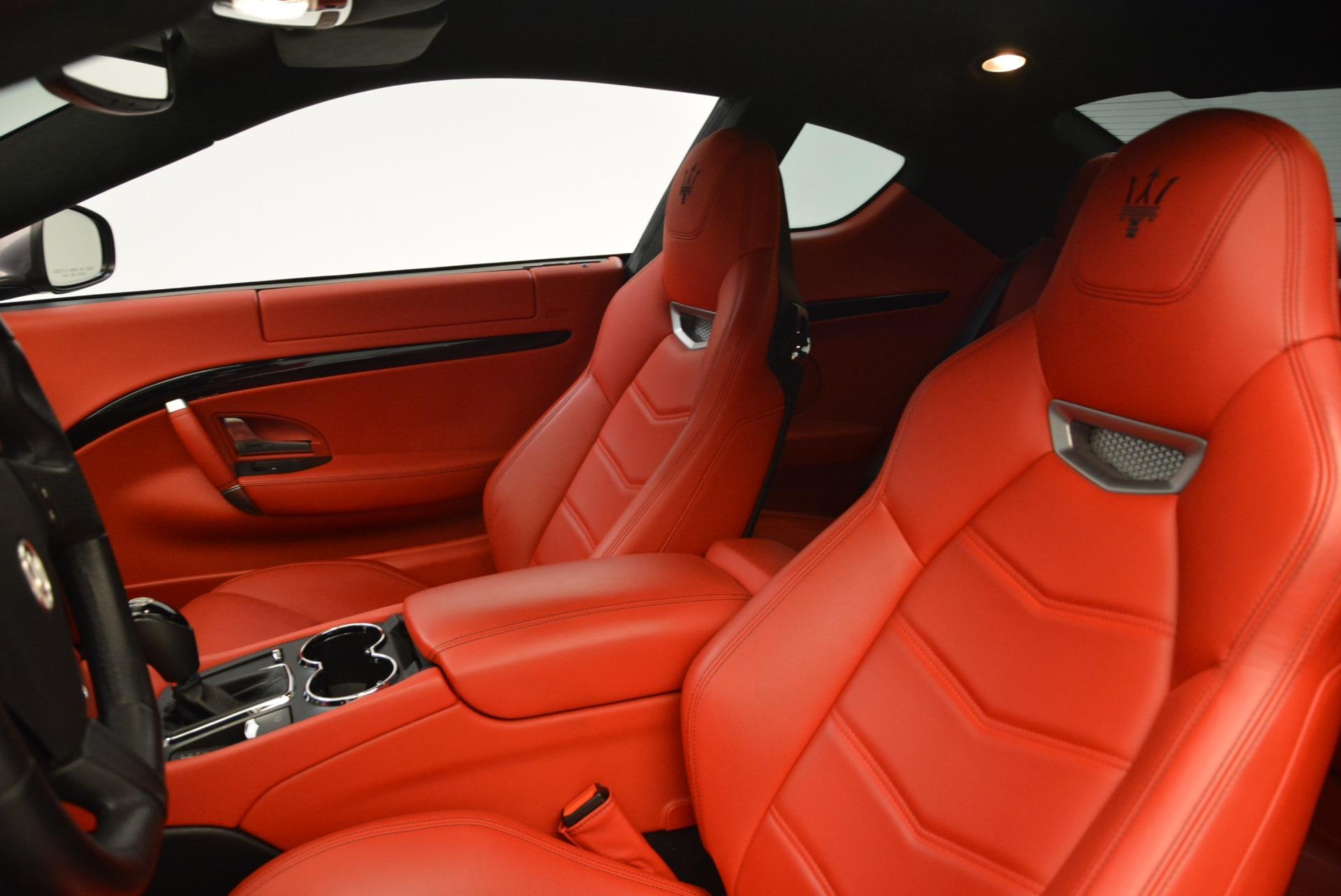 Used 2014 Maserati GranTurismo Sport For Sale In Greenwich, CT 2131_p13