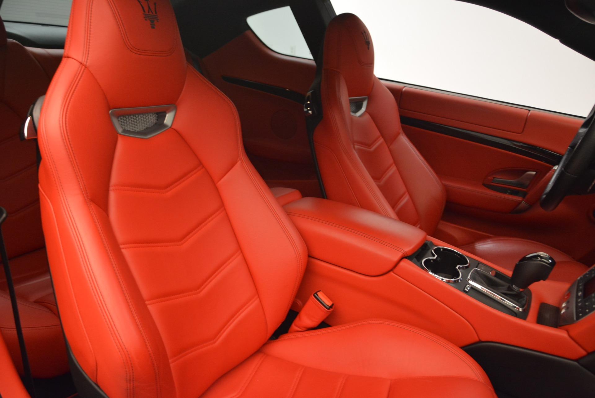 Used 2014 Maserati GranTurismo Sport For Sale In Greenwich, CT 2131_p19
