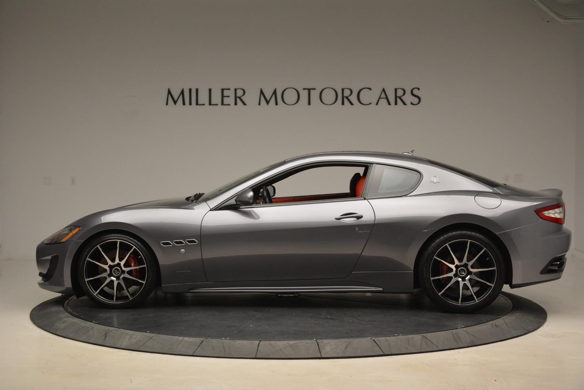 Used 2014 Maserati GranTurismo Sport For Sale In Greenwich, CT 2131_p2