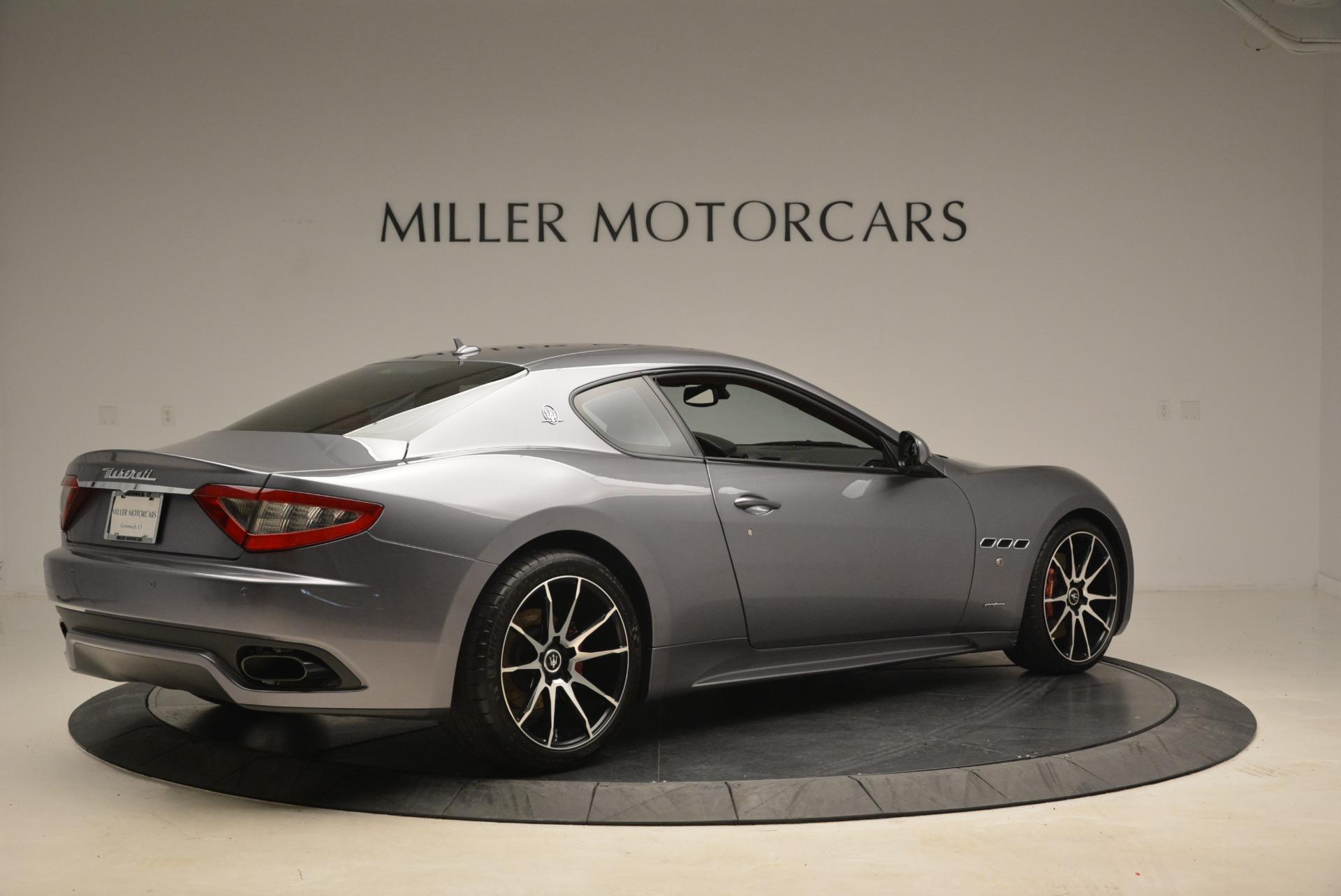 Used 2014 Maserati GranTurismo Sport For Sale In Greenwich, CT 2131_p6