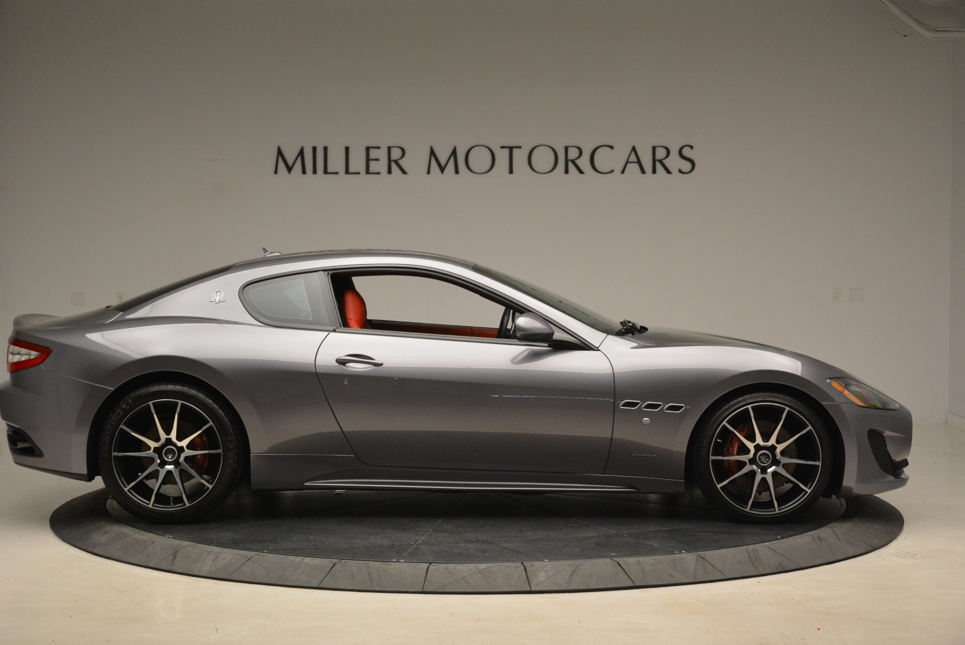 Used 2014 Maserati GranTurismo Sport For Sale In Greenwich, CT 2131_p7