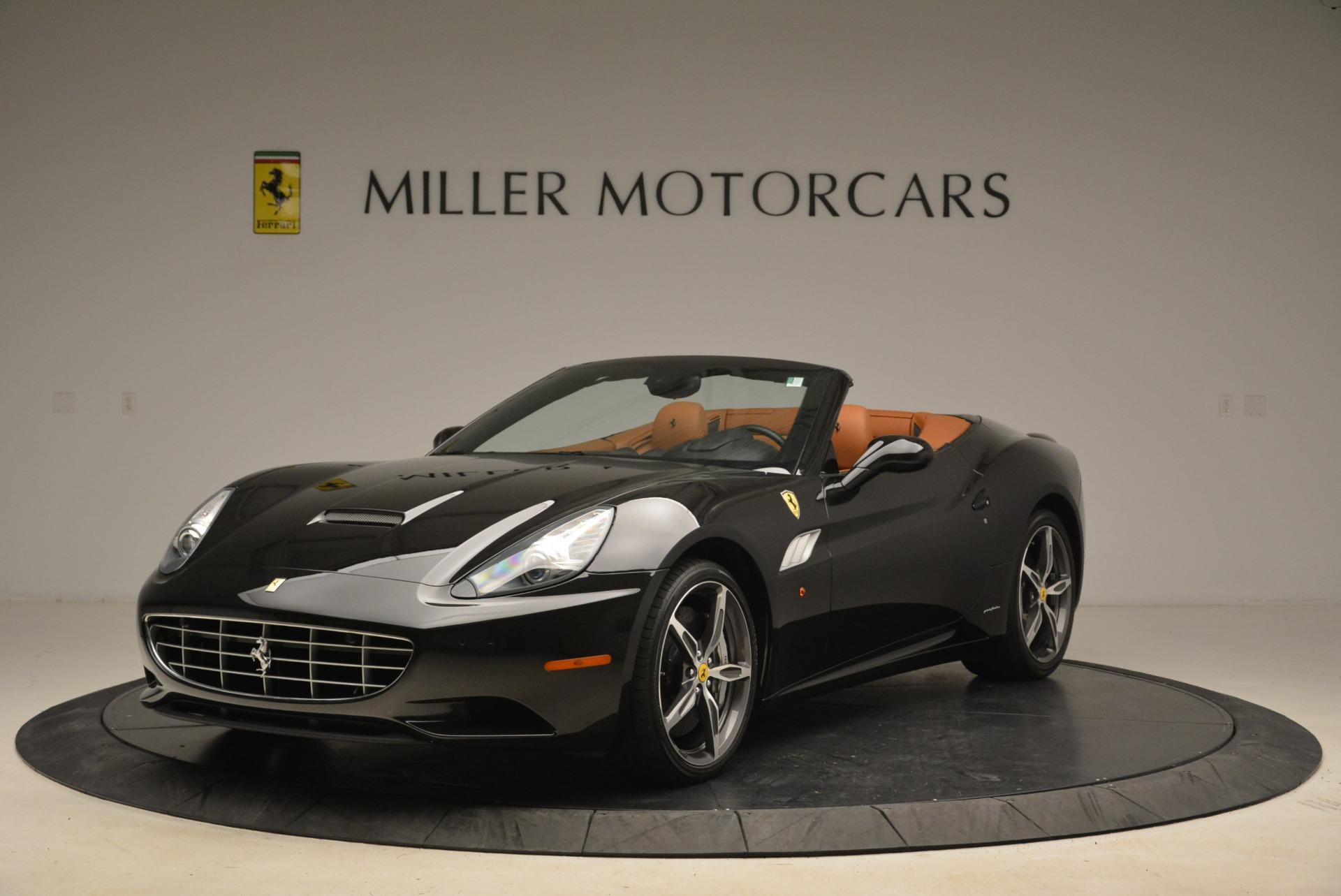 Used 2014 Ferrari California 30 For Sale In Greenwich, CT 2132_main