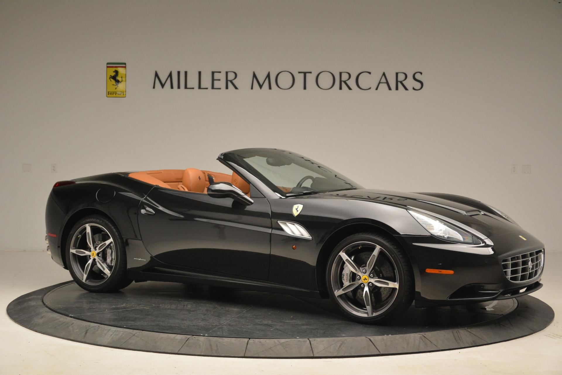 Used 2014 Ferrari California 30 For Sale In Greenwich, CT 2132_p10