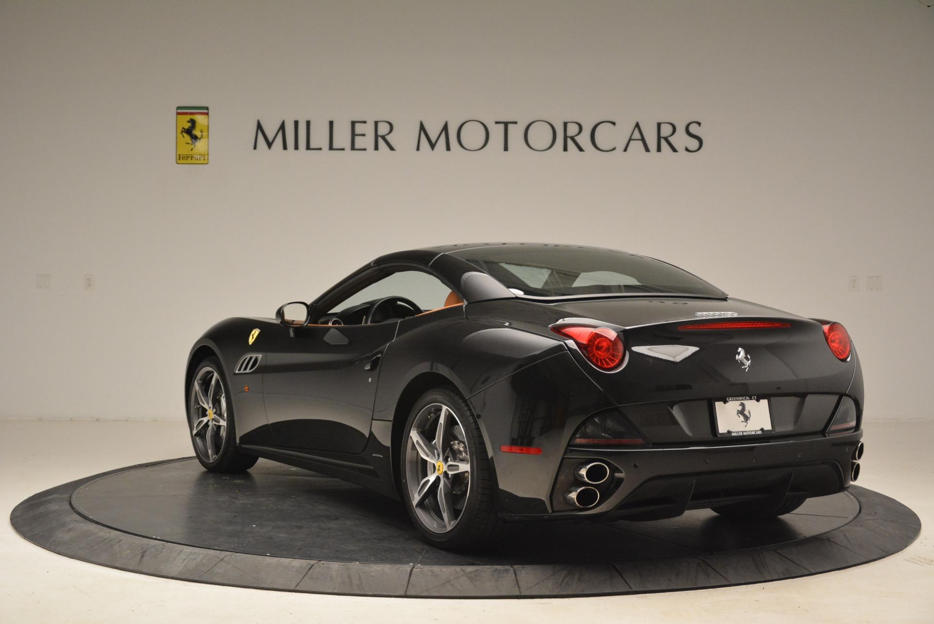Used 2014 Ferrari California 30 For Sale In Greenwich, CT 2132_p17