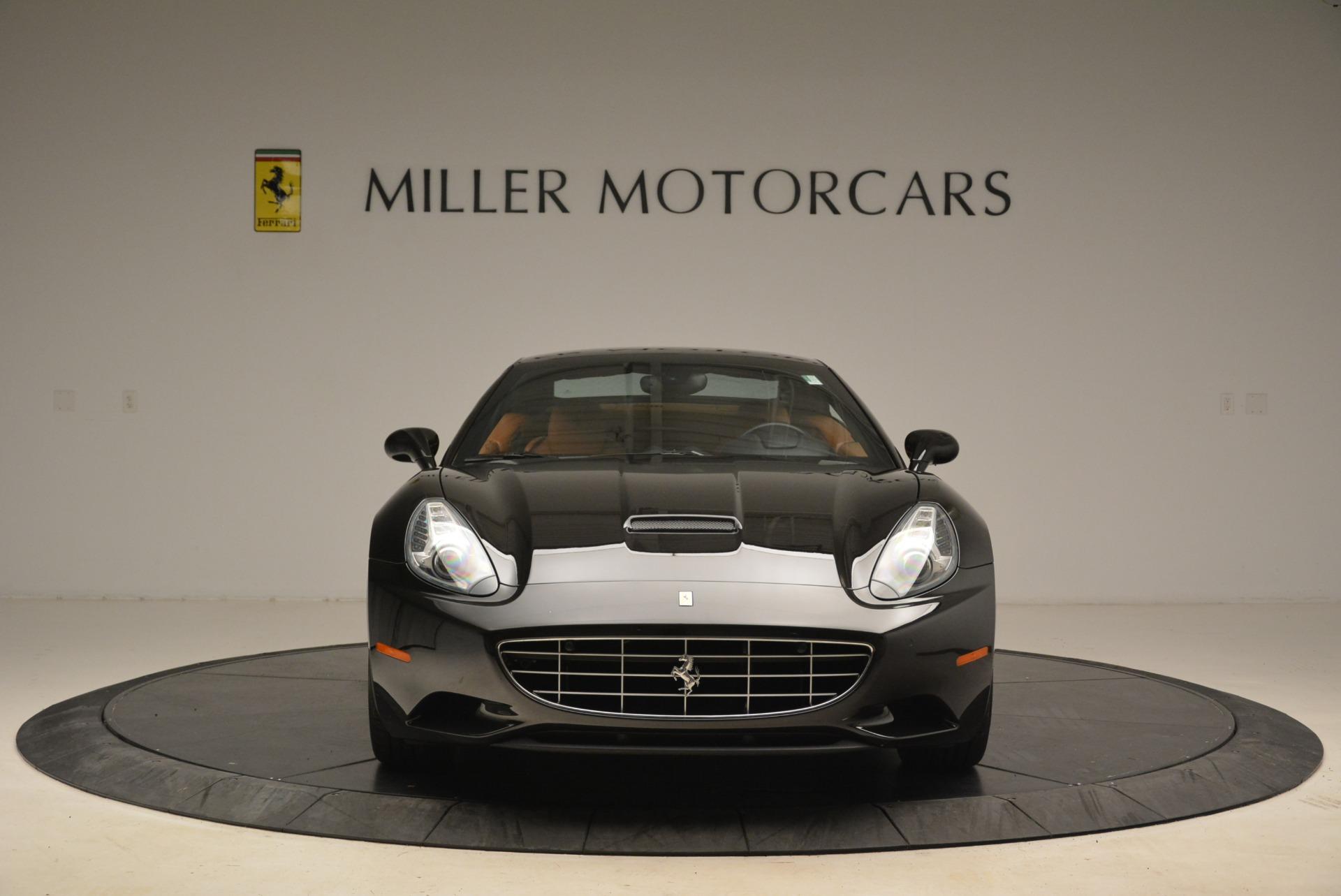 Used 2014 Ferrari California 30 For Sale In Greenwich, CT 2132_p24