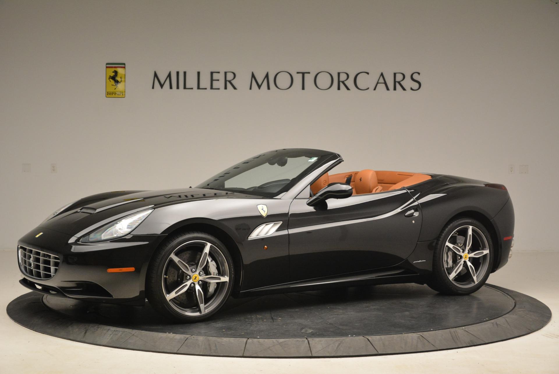Used 2014 Ferrari California 30 For Sale In Greenwich, CT 2132_p2