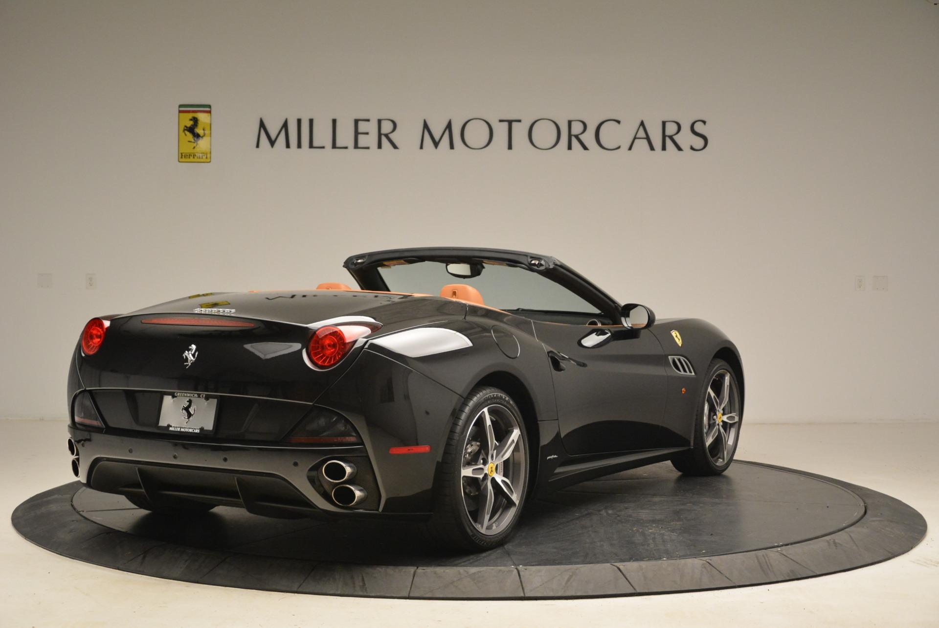 Used 2014 Ferrari California 30 For Sale In Greenwich, CT 2132_p7