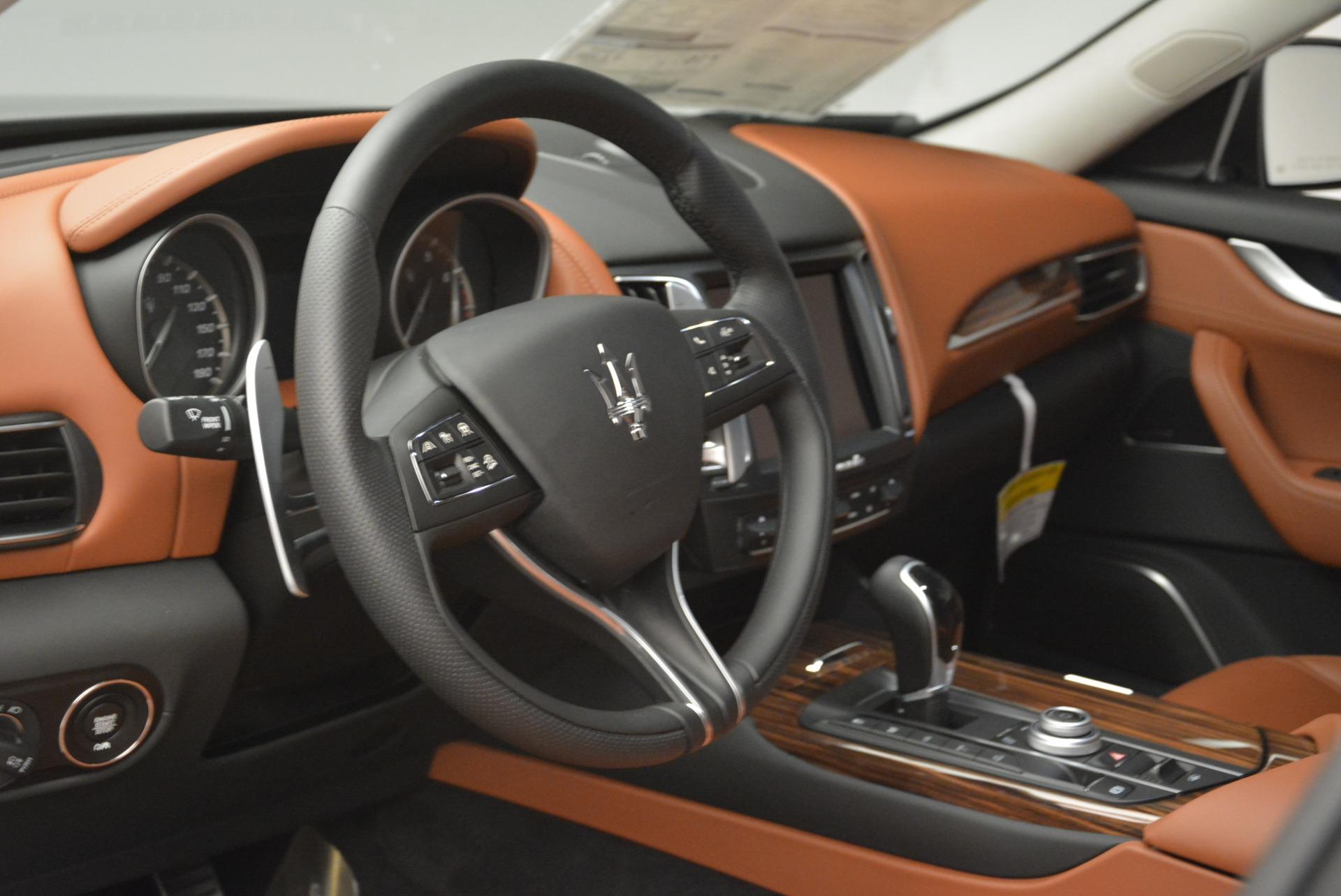 New 2018 Maserati Levante Q4 GranSport For Sale In Greenwich, CT 2133_p18