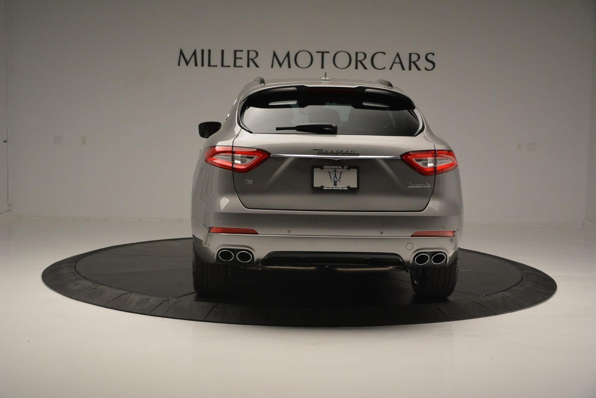 New 2018 Maserati Levante Q4 GranSport For Sale In Greenwich, CT 2133_p9