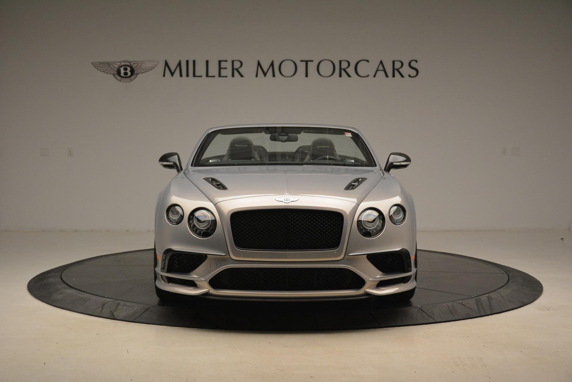 Used 2018 Bentley Continental GT Supersports Convertible For Sale In Greenwich, CT 2134_p12