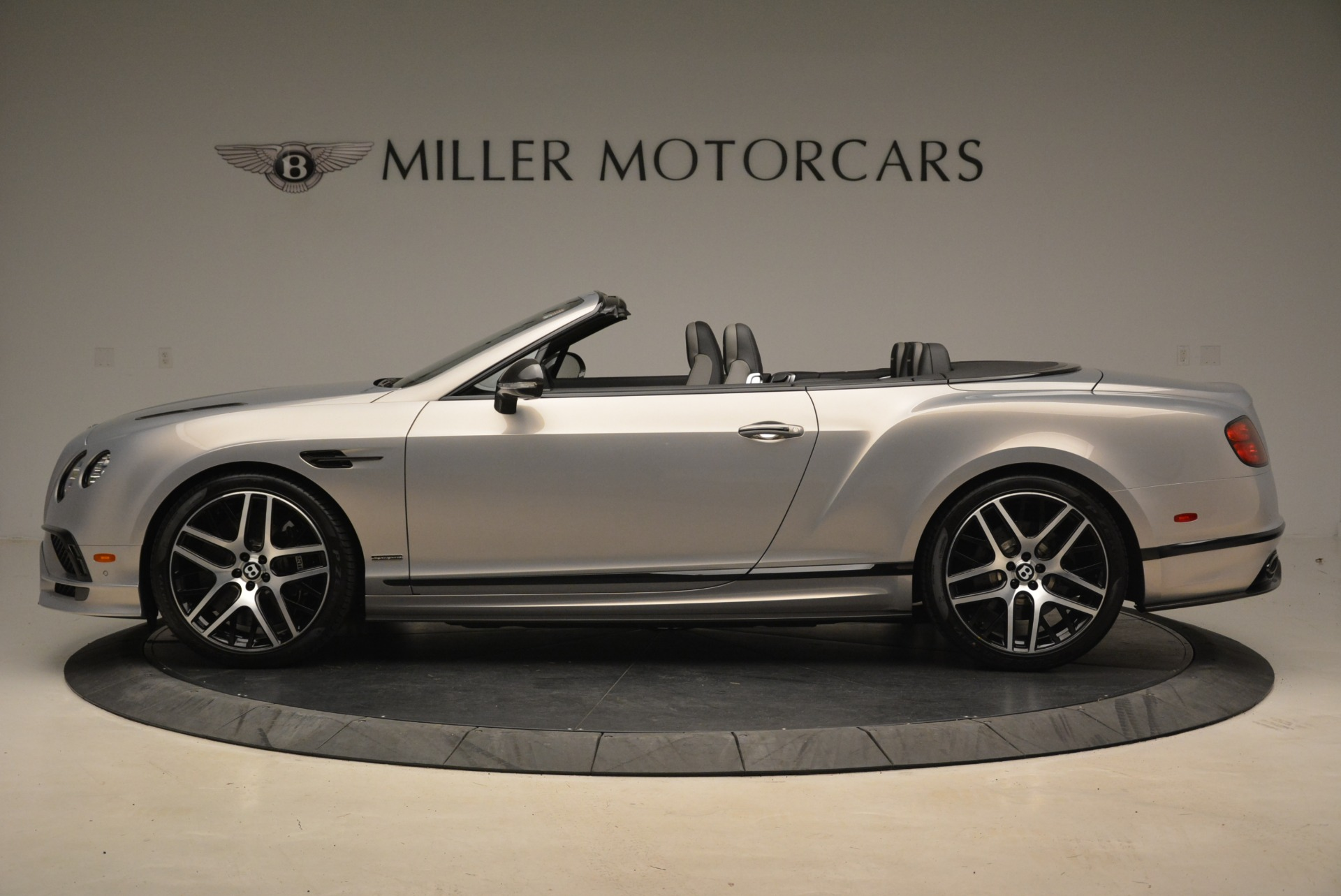 Used 2018 Bentley Continental GT Supersports Convertible For Sale In Greenwich, CT 2134_p3