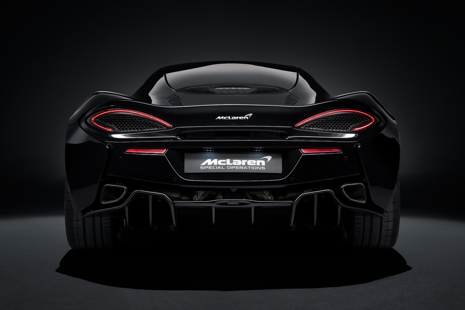New 2018 MCLAREN 570GT MSO COLLECTION - LIMITED EDITION For Sale In Greenwich, CT 2136_p4