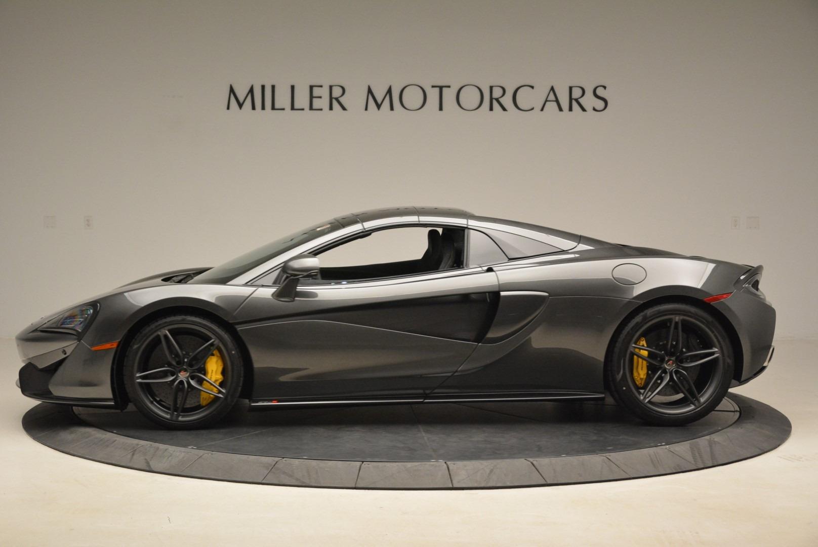 New 2018 McLaren 570S Spider For Sale In Greenwich, CT 2137_p16