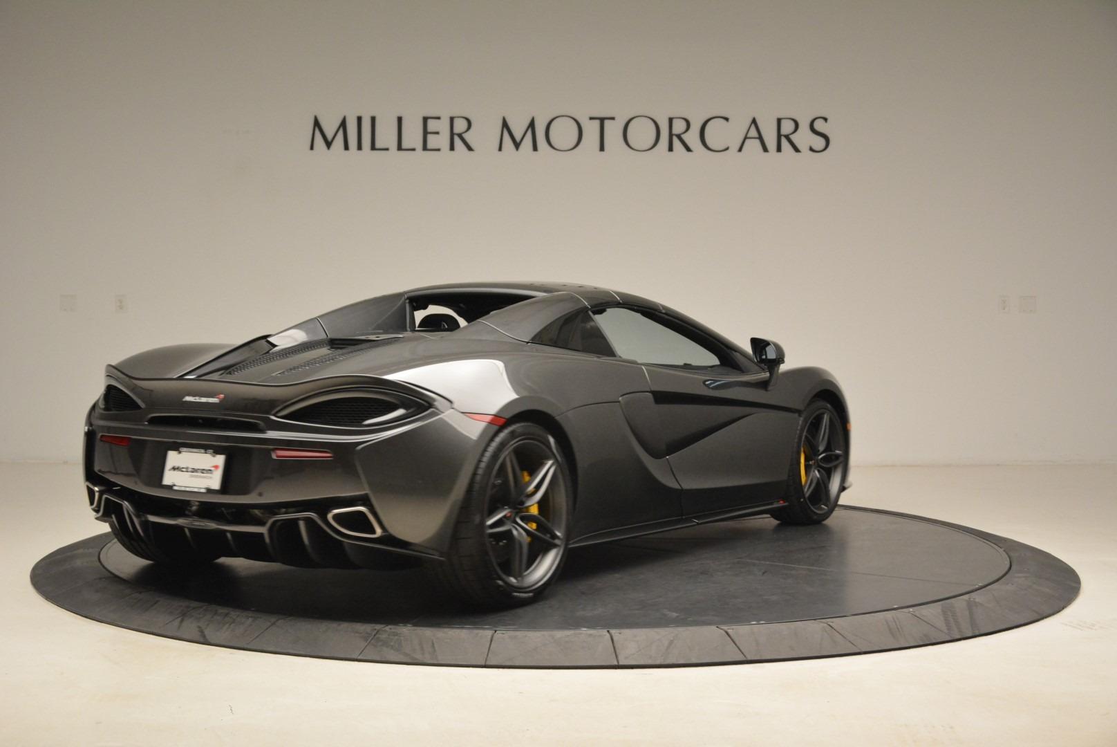 New 2018 McLaren 570S Spider For Sale In Greenwich, CT 2137_p19