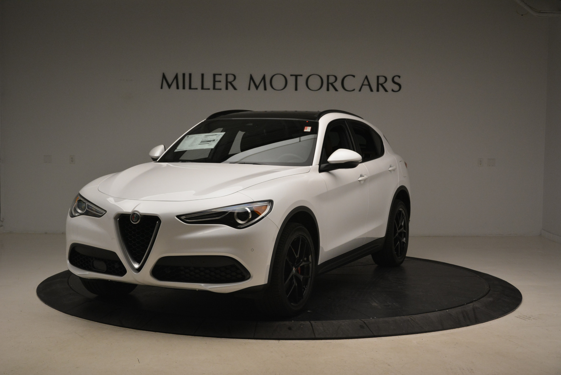 New 2018 Alfa Romeo Stelvio Ti Sport Q4 For Sale In Greenwich, CT 2138_main