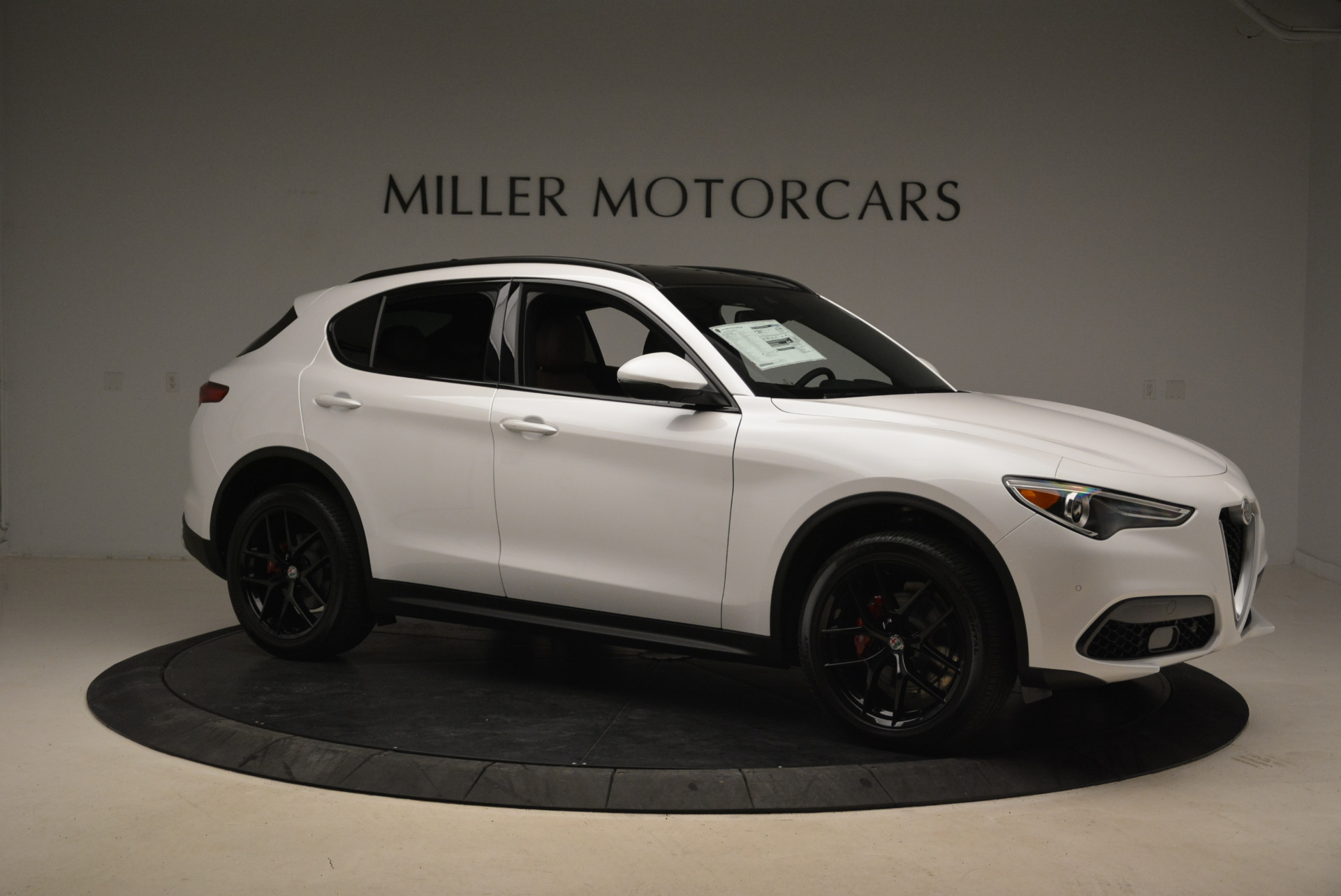 New 2018 Alfa Romeo Stelvio Ti Sport Q4 For Sale In Greenwich, CT 2138_p10