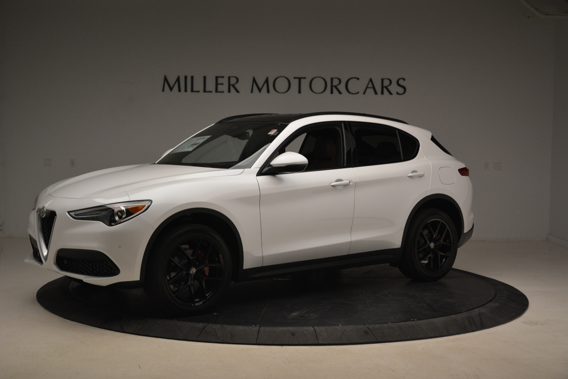 New 2018 Alfa Romeo Stelvio Ti Sport Q4 For Sale In Greenwich, CT 2138_p2