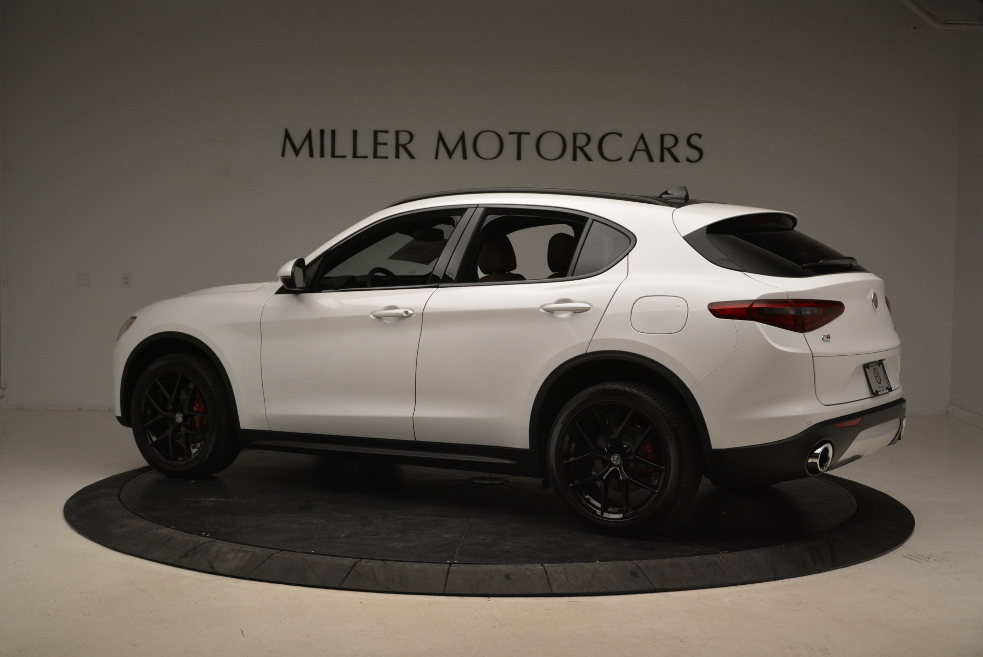 New 2018 Alfa Romeo Stelvio Ti Sport Q4 For Sale In Greenwich, CT 2138_p4