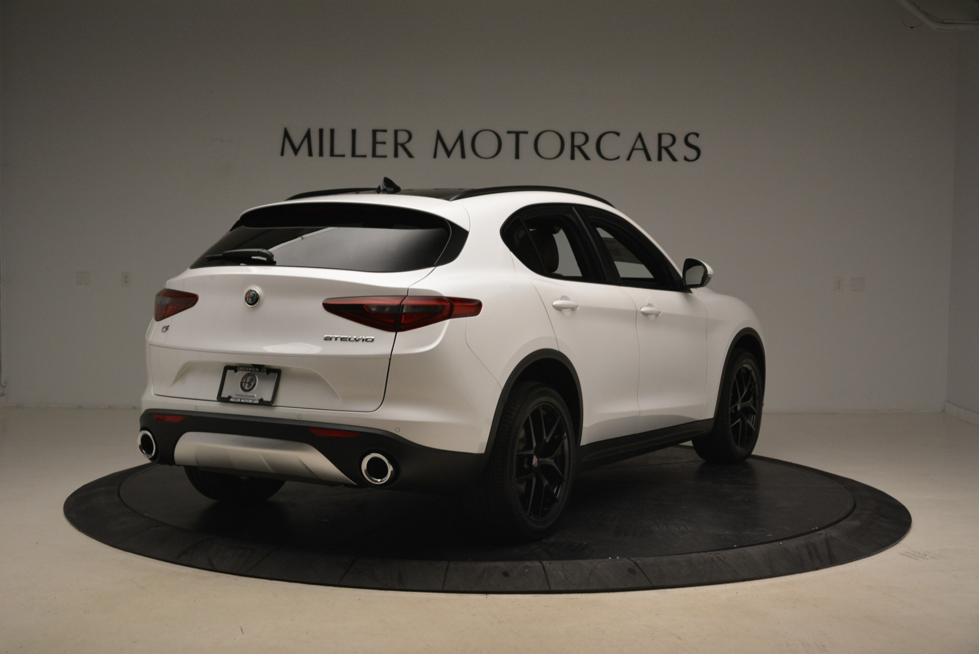 New 2018 Alfa Romeo Stelvio Ti Sport Q4 For Sale In Greenwich, CT 2138_p7