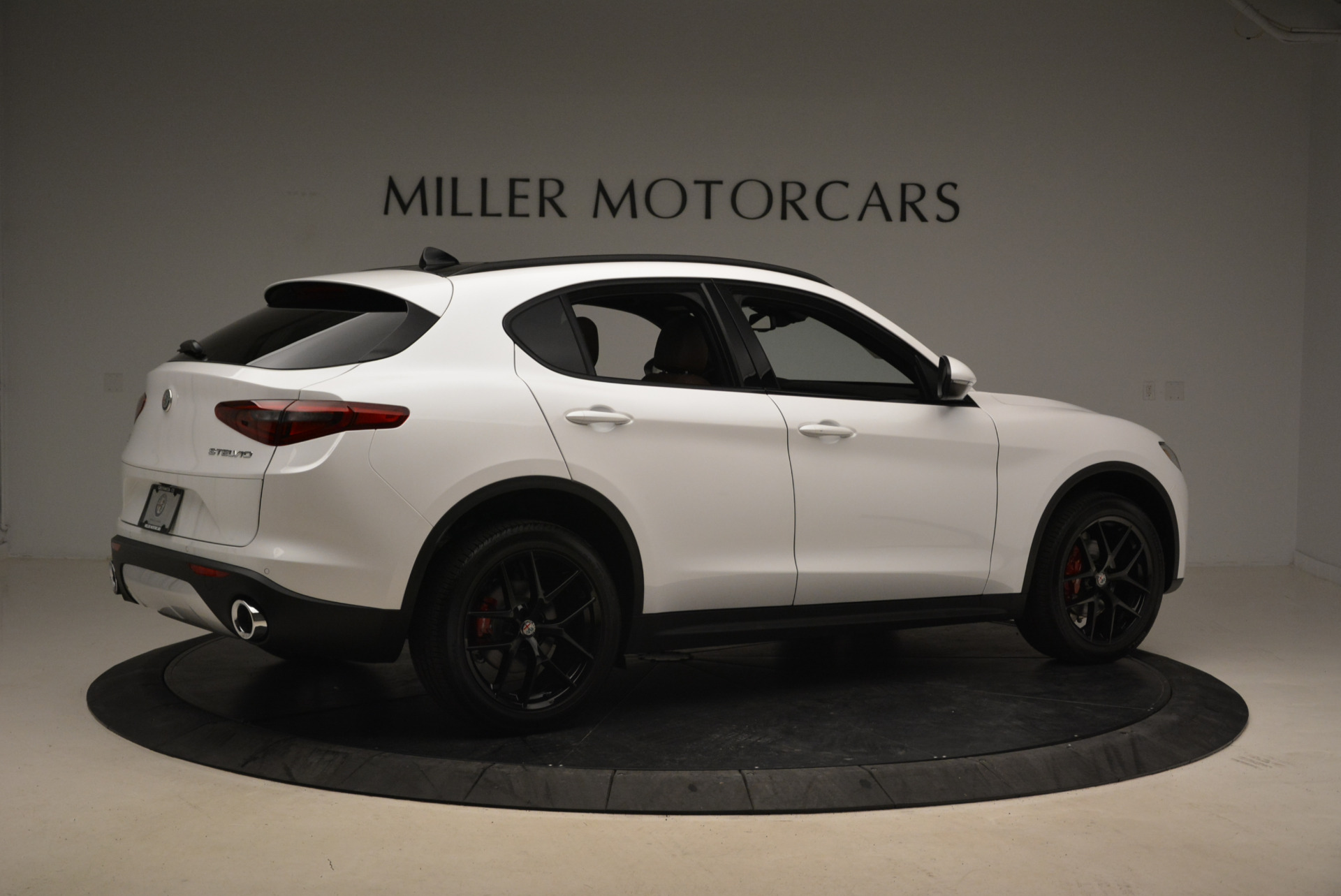 New 2018 Alfa Romeo Stelvio Ti Sport Q4 For Sale In Greenwich, CT 2138_p8