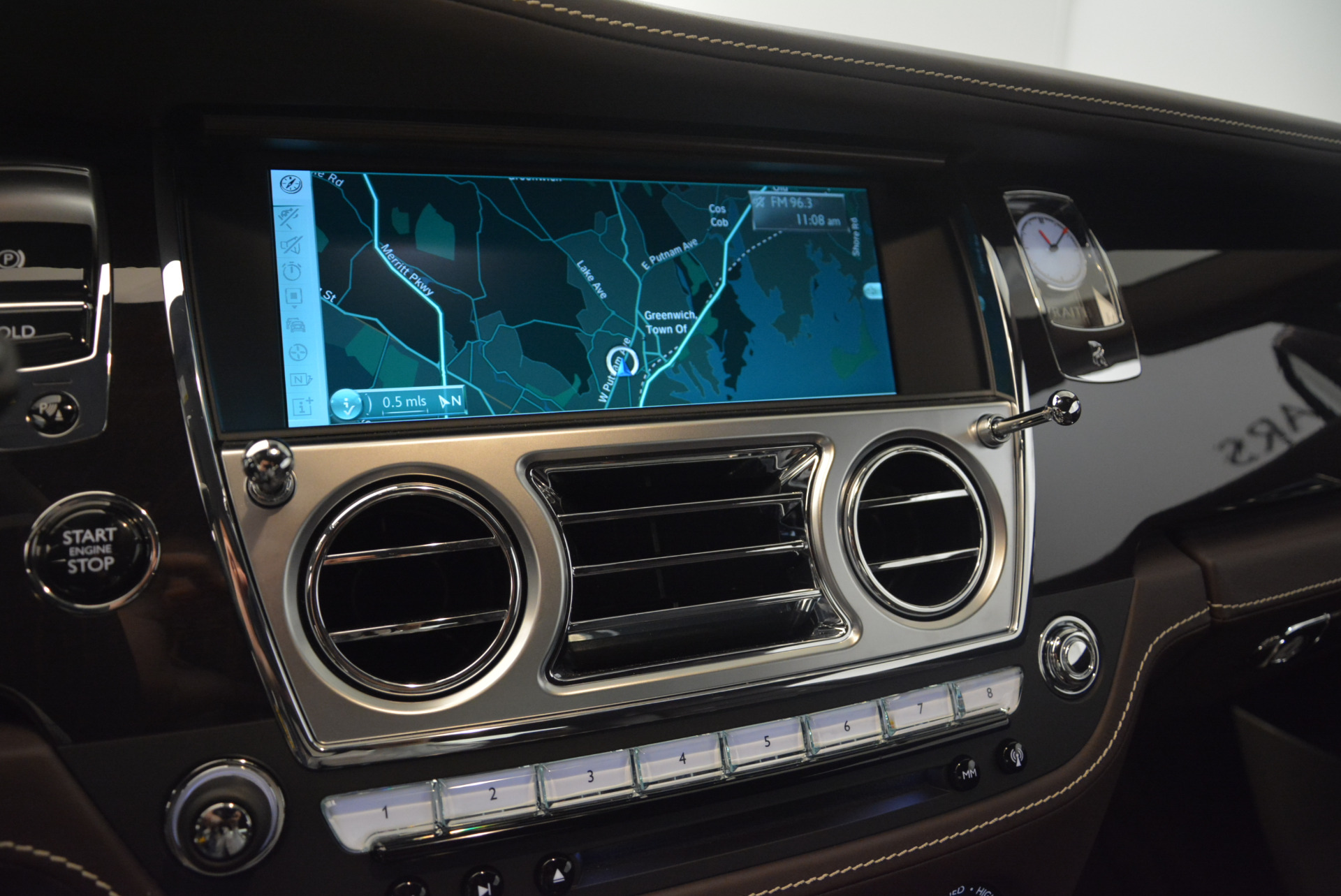 Used 2016 Rolls-Royce Wraith  For Sale In Greenwich, CT 214_p19