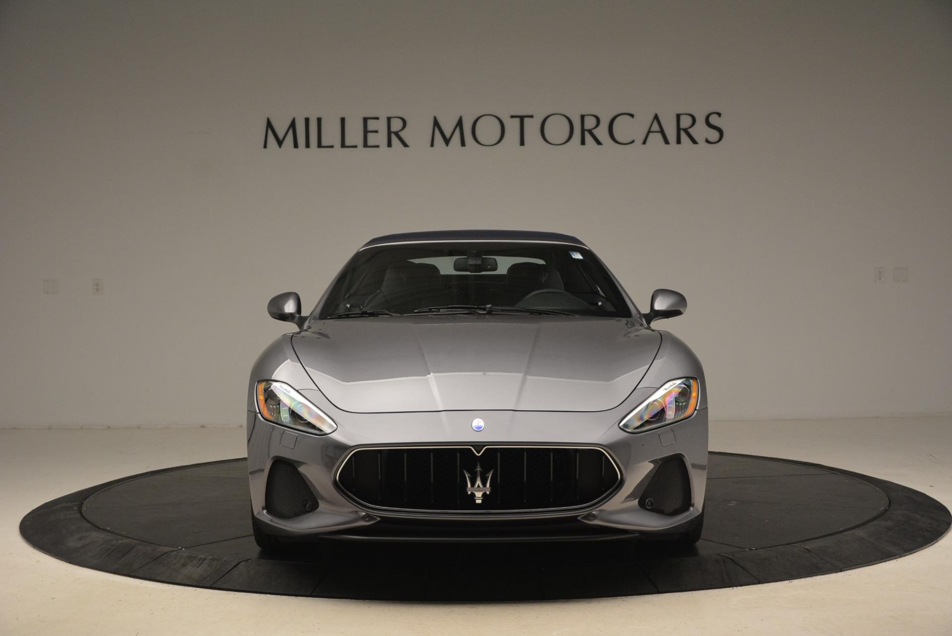 New 2018 Maserati GranTurismo Sport Convertible For Sale In Greenwich, CT 2140_p12