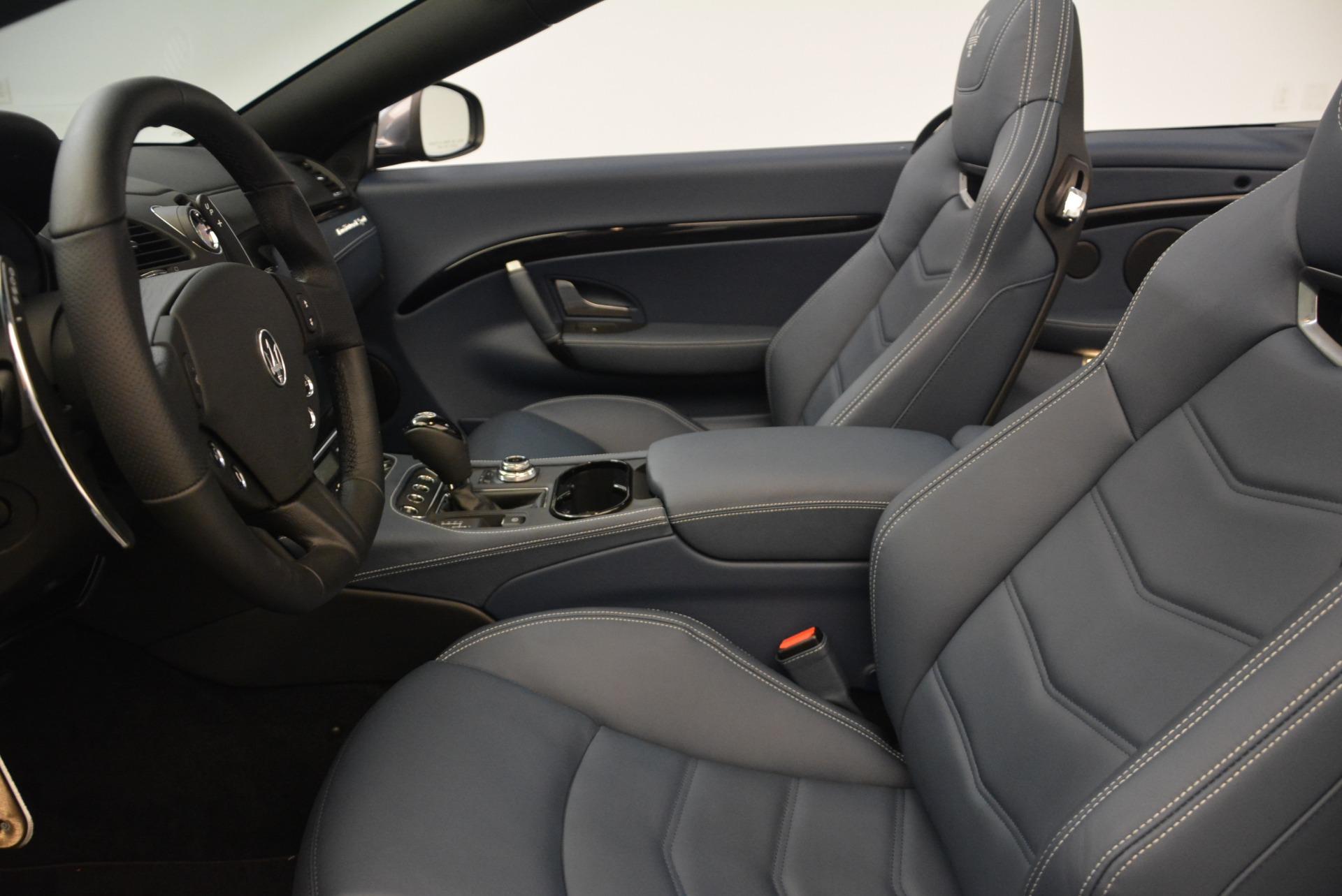 New 2018 Maserati GranTurismo Sport Convertible For Sale In Greenwich, CT 2140_p28