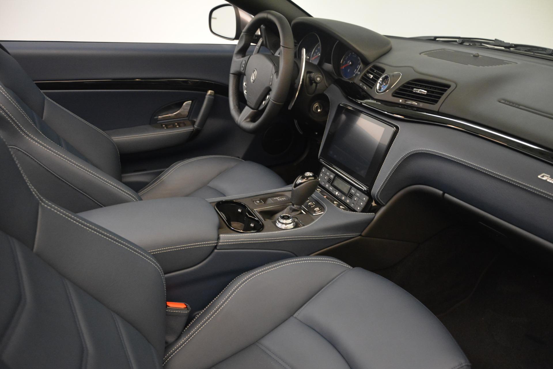 New 2018 Maserati GranTurismo Sport Convertible For Sale In Greenwich, CT 2140_p33