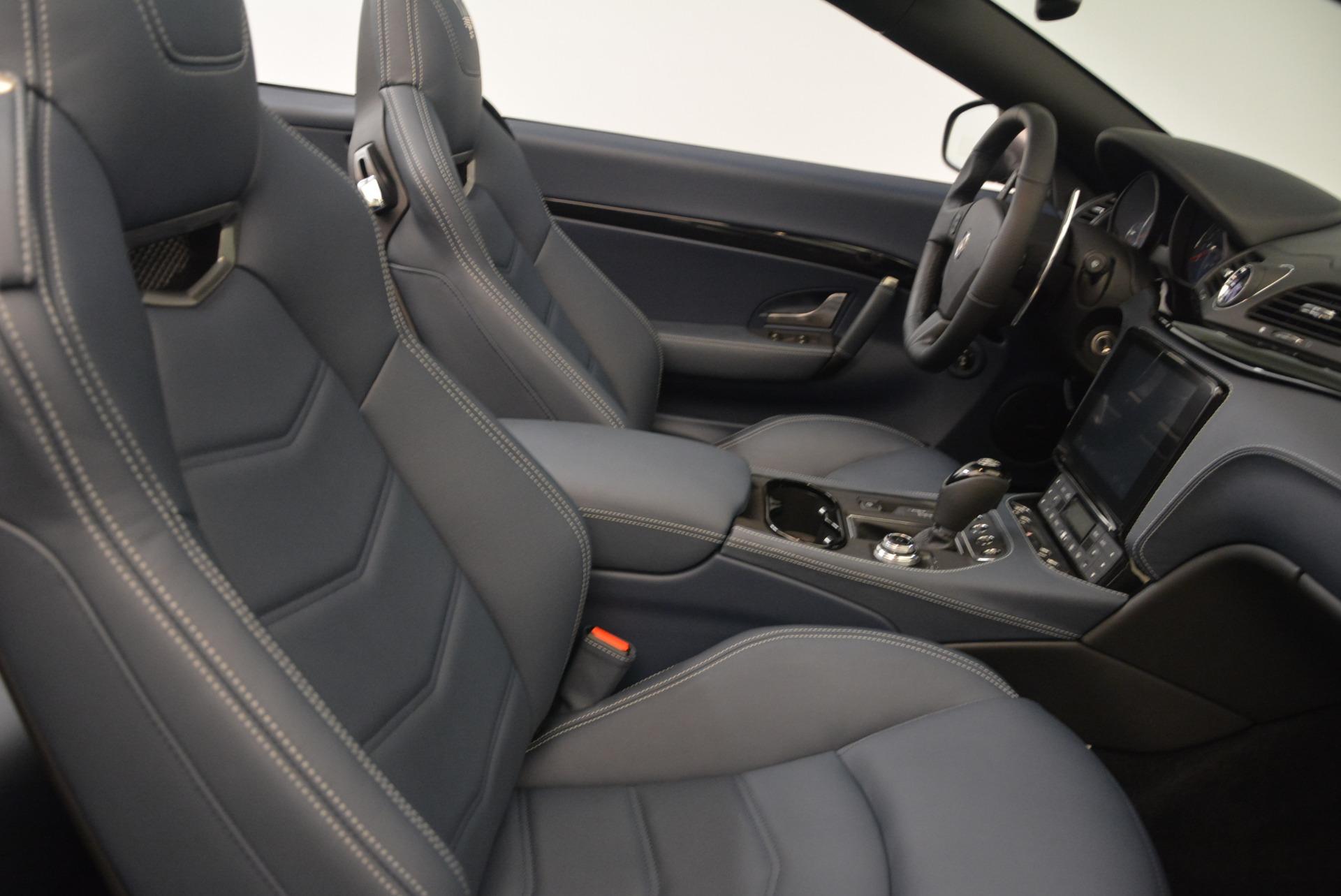New 2018 Maserati GranTurismo Sport Convertible For Sale In Greenwich, CT 2140_p34