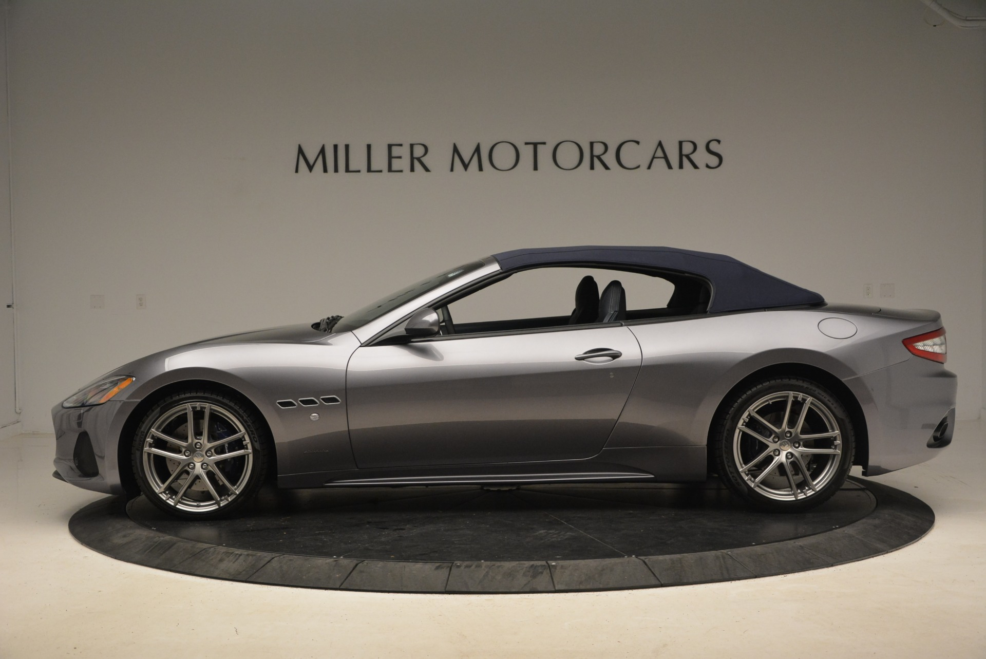 New 2018 Maserati GranTurismo Sport Convertible For Sale In Greenwich, CT 2140_p3