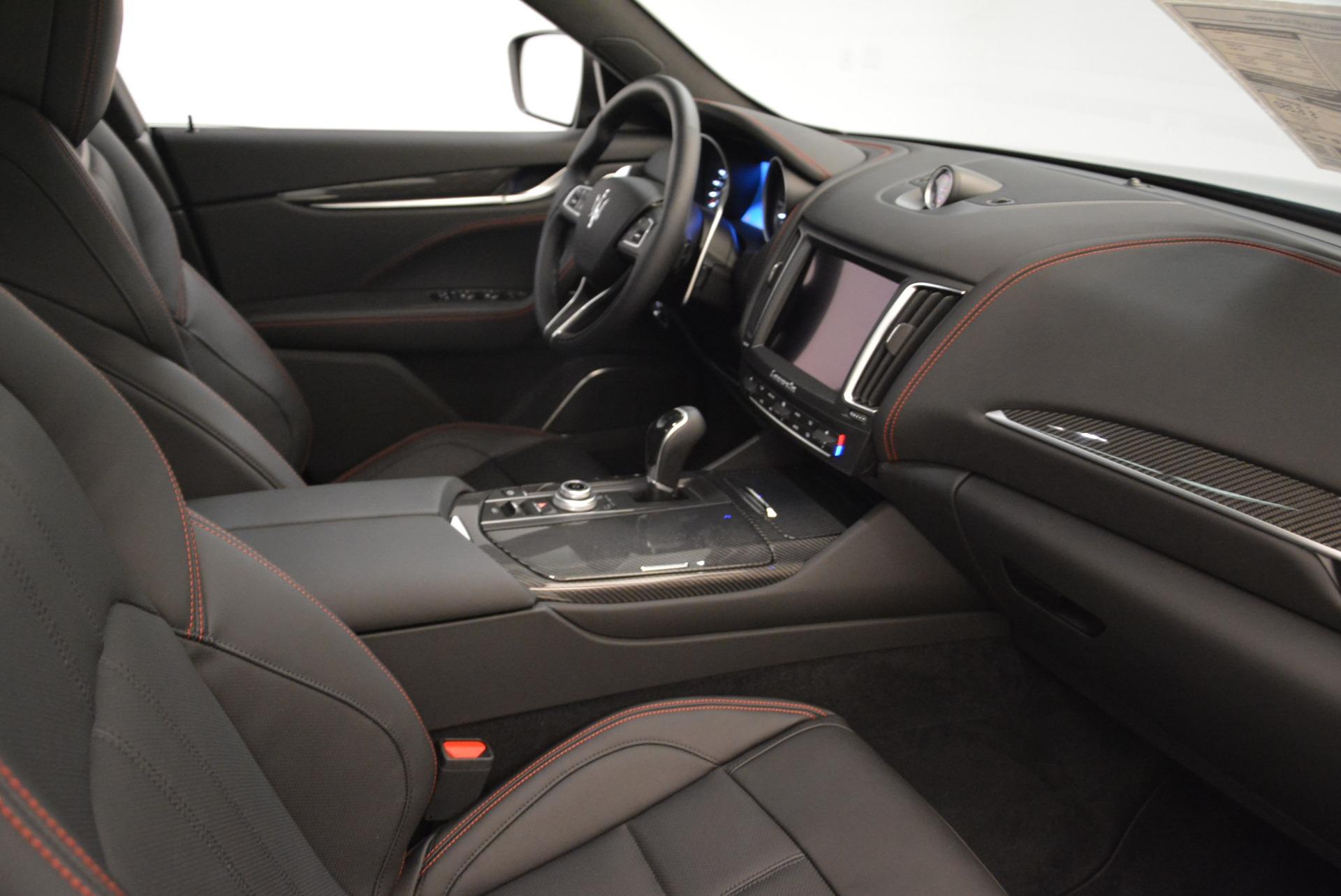 New 2018 Maserati Levante S Q4 Gransport For Sale In Greenwich, CT 2141_p14