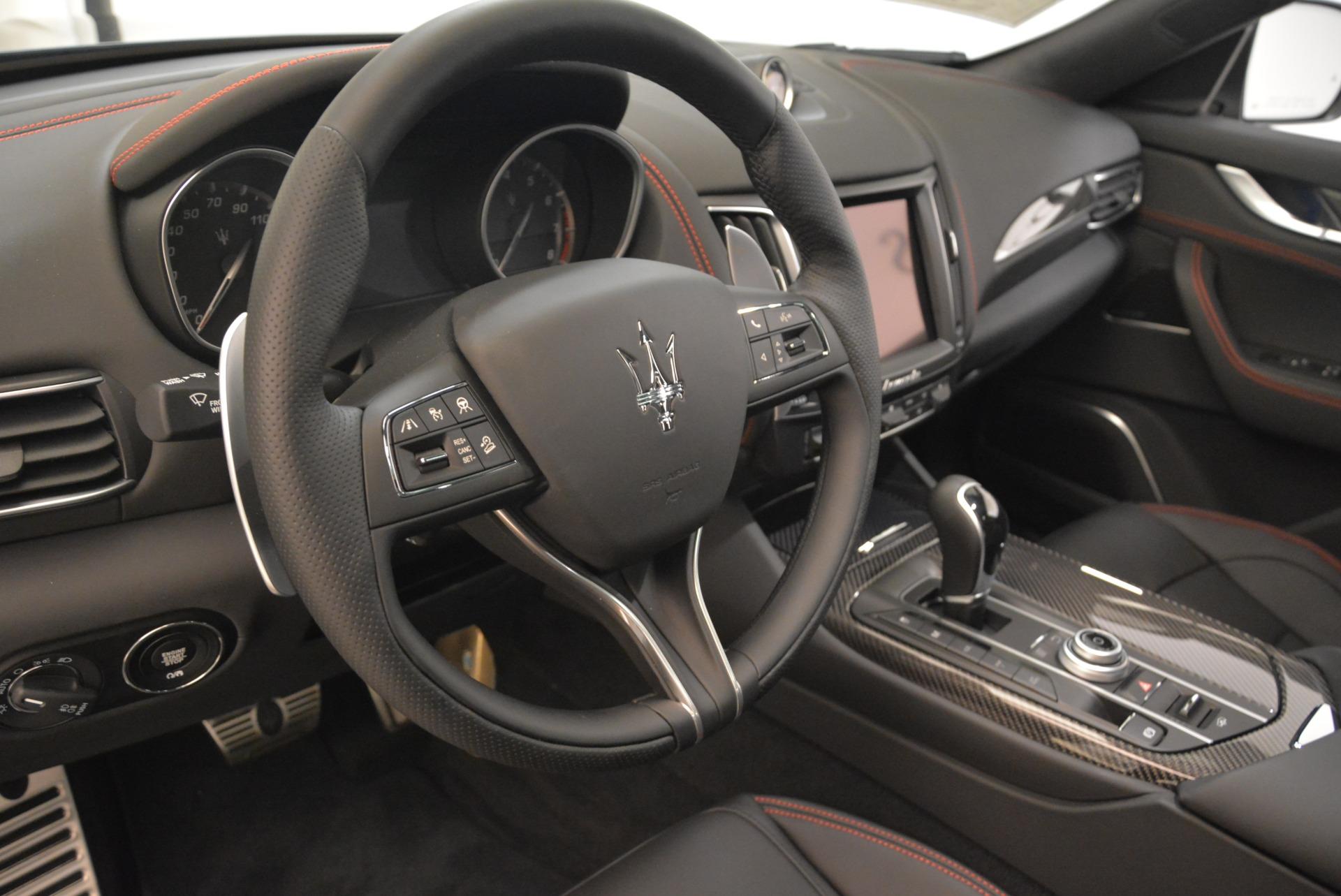 New 2018 Maserati Levante S Q4 Gransport For Sale In Greenwich, CT 2141_p18