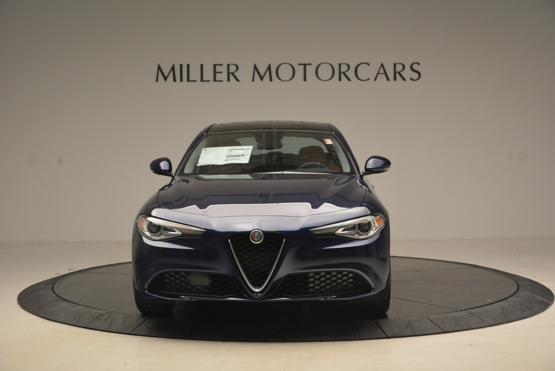 New 2018 Alfa Romeo Giulia Q4 For Sale In Greenwich, CT 2144_p12