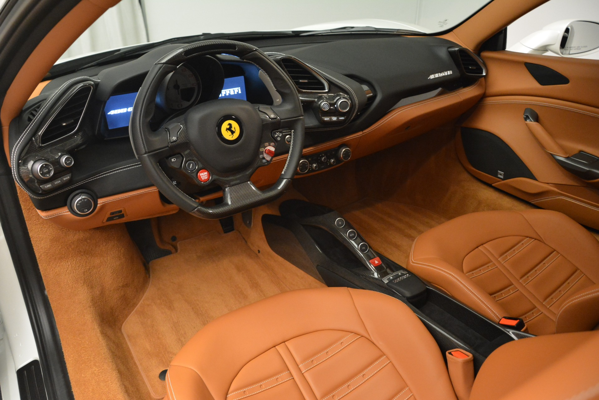 Used 2016 Ferrari 488 GTB  For Sale In Greenwich, CT 2148_p13
