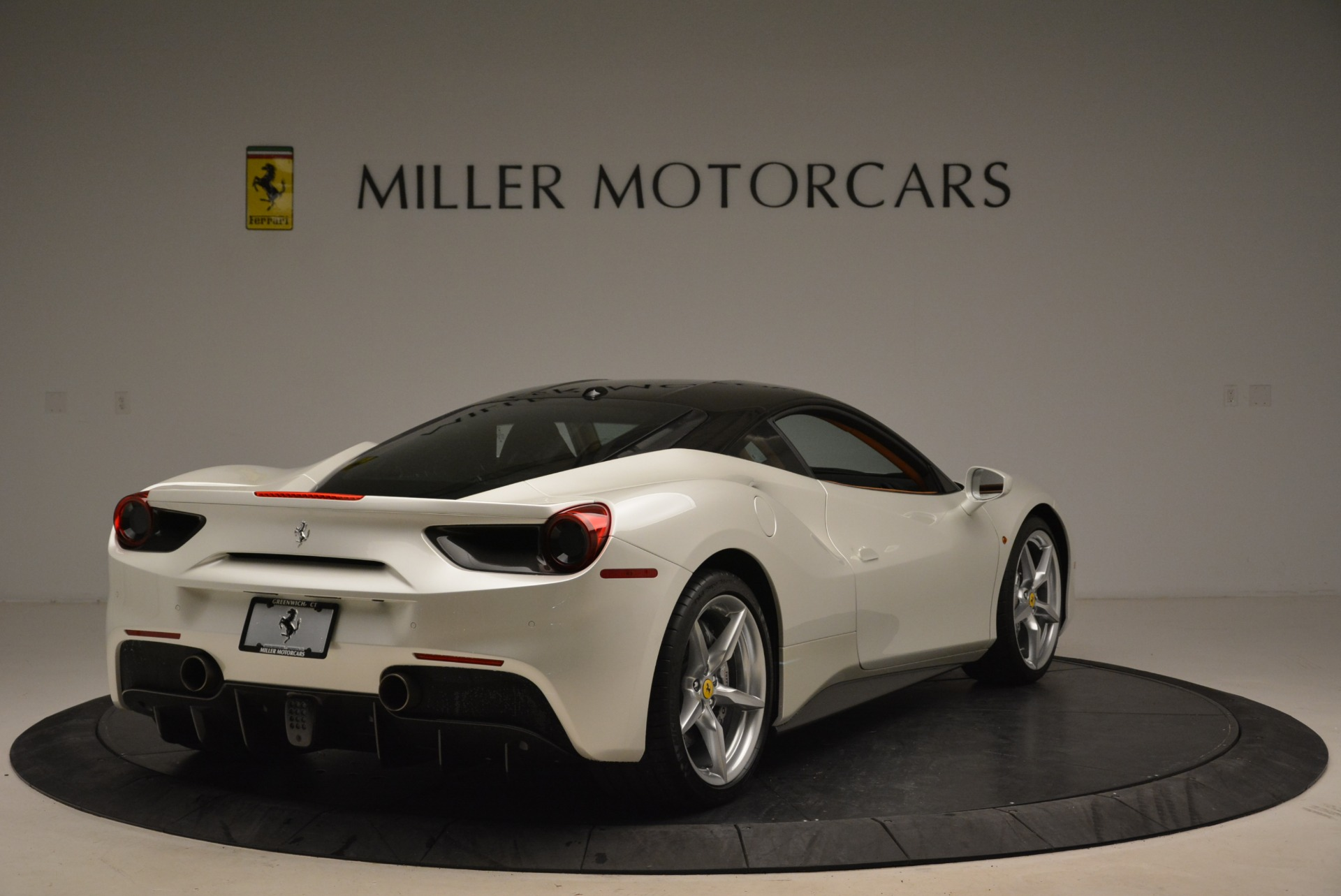 Used 2016 Ferrari 488 GTB  For Sale In Greenwich, CT 2148_p7