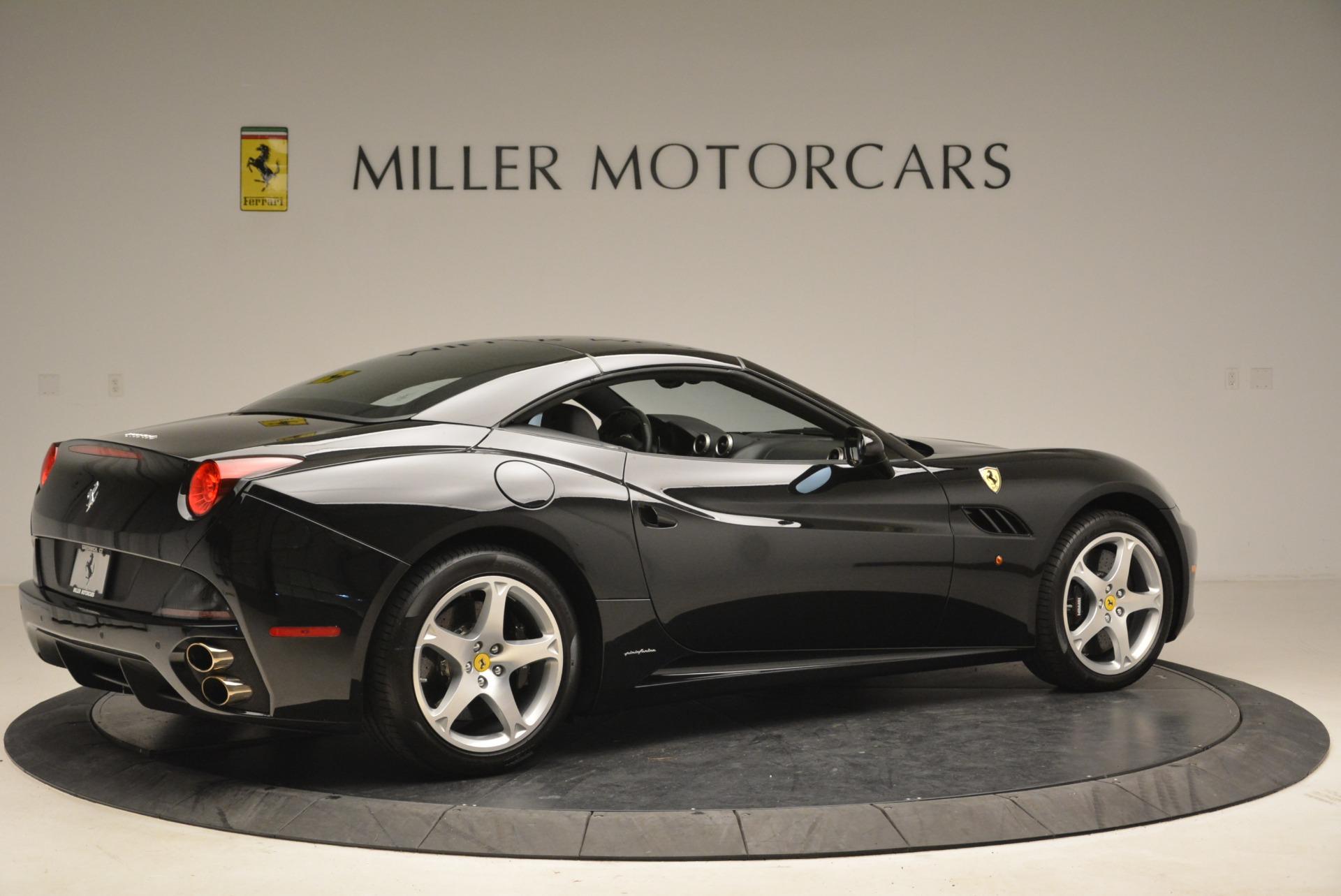 Used 2009 Ferrari California  For Sale In Greenwich, CT 2149_p20