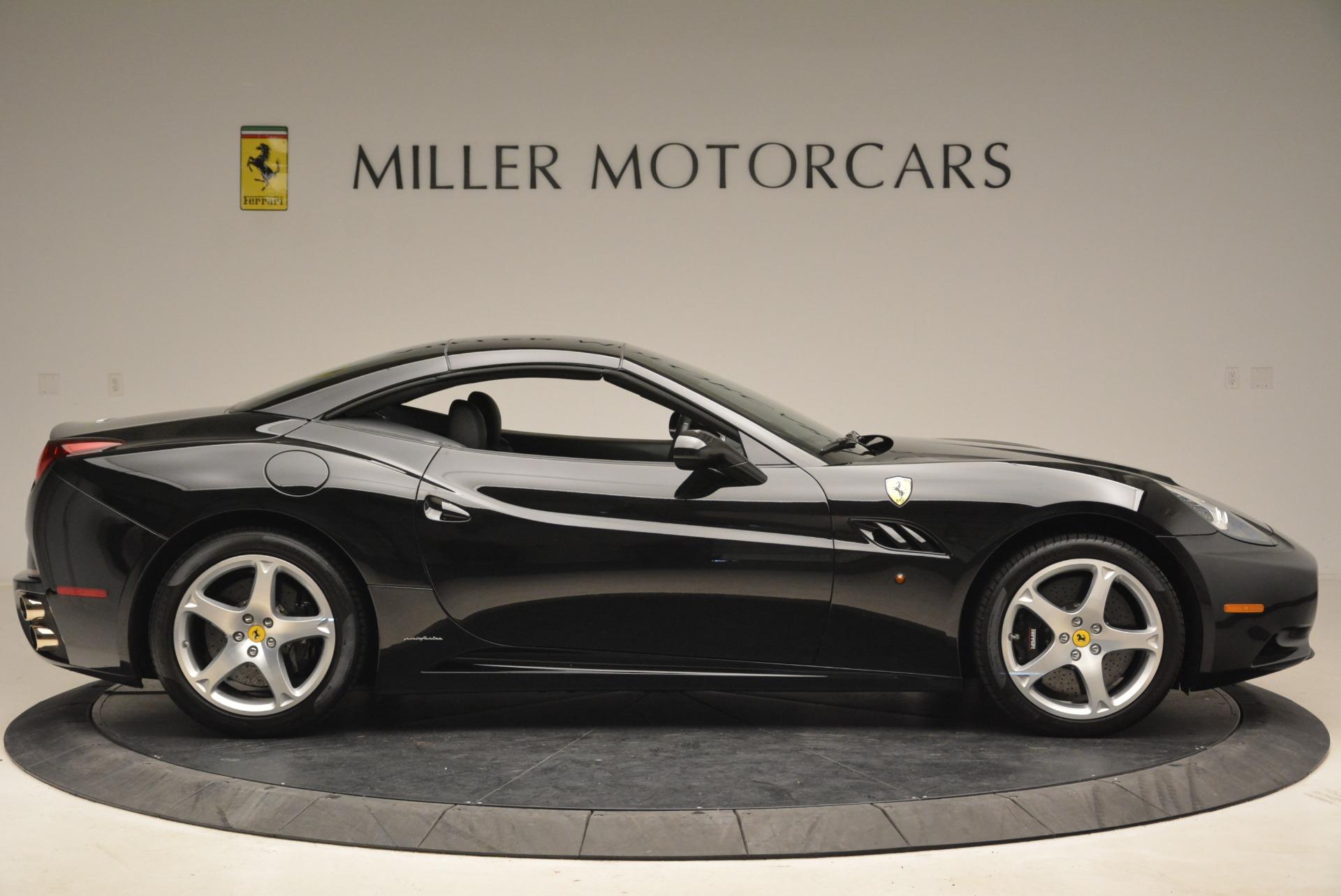 Used 2009 Ferrari California  For Sale In Greenwich, CT 2149_p21