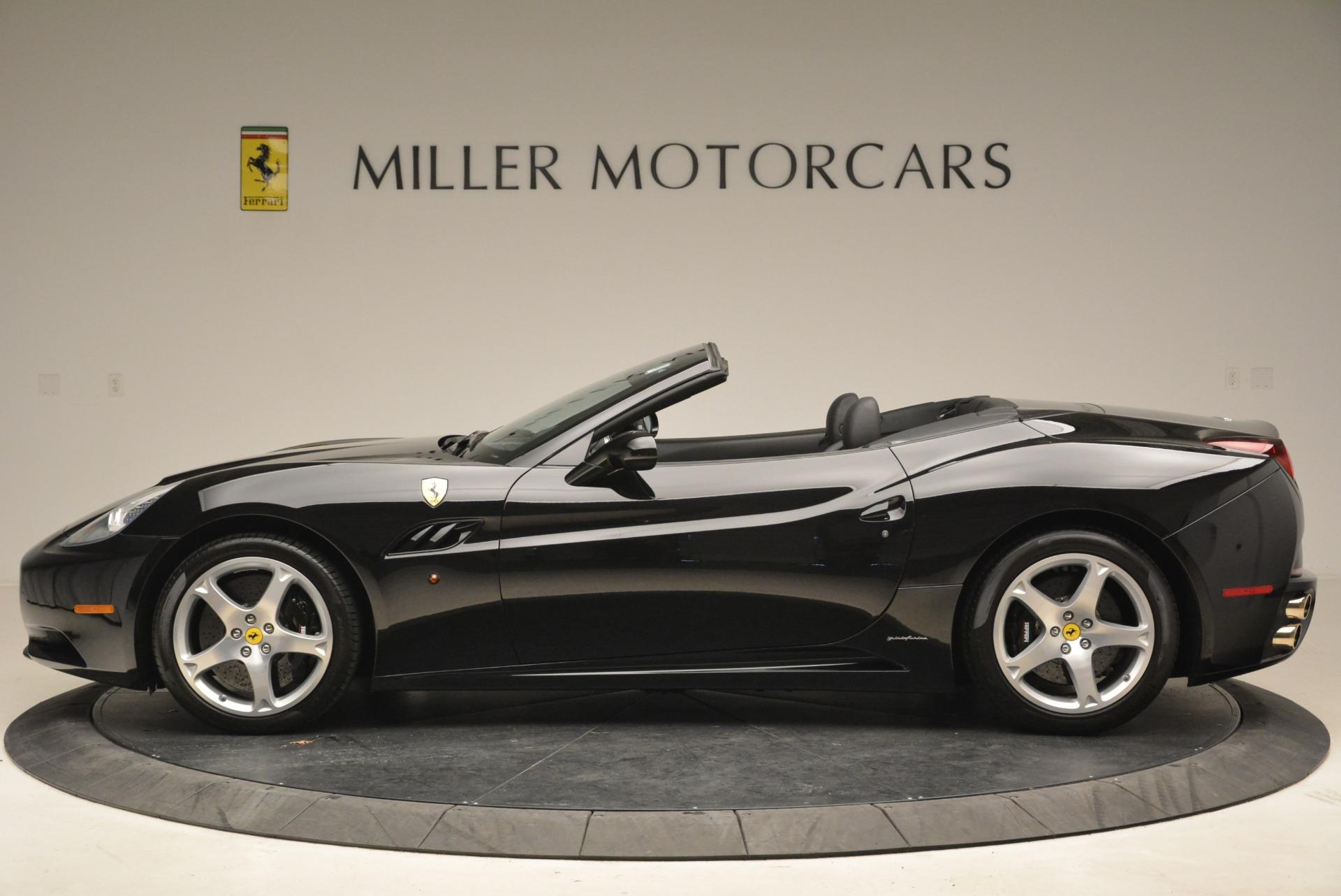 Used 2009 Ferrari California  For Sale In Greenwich, CT 2149_p3