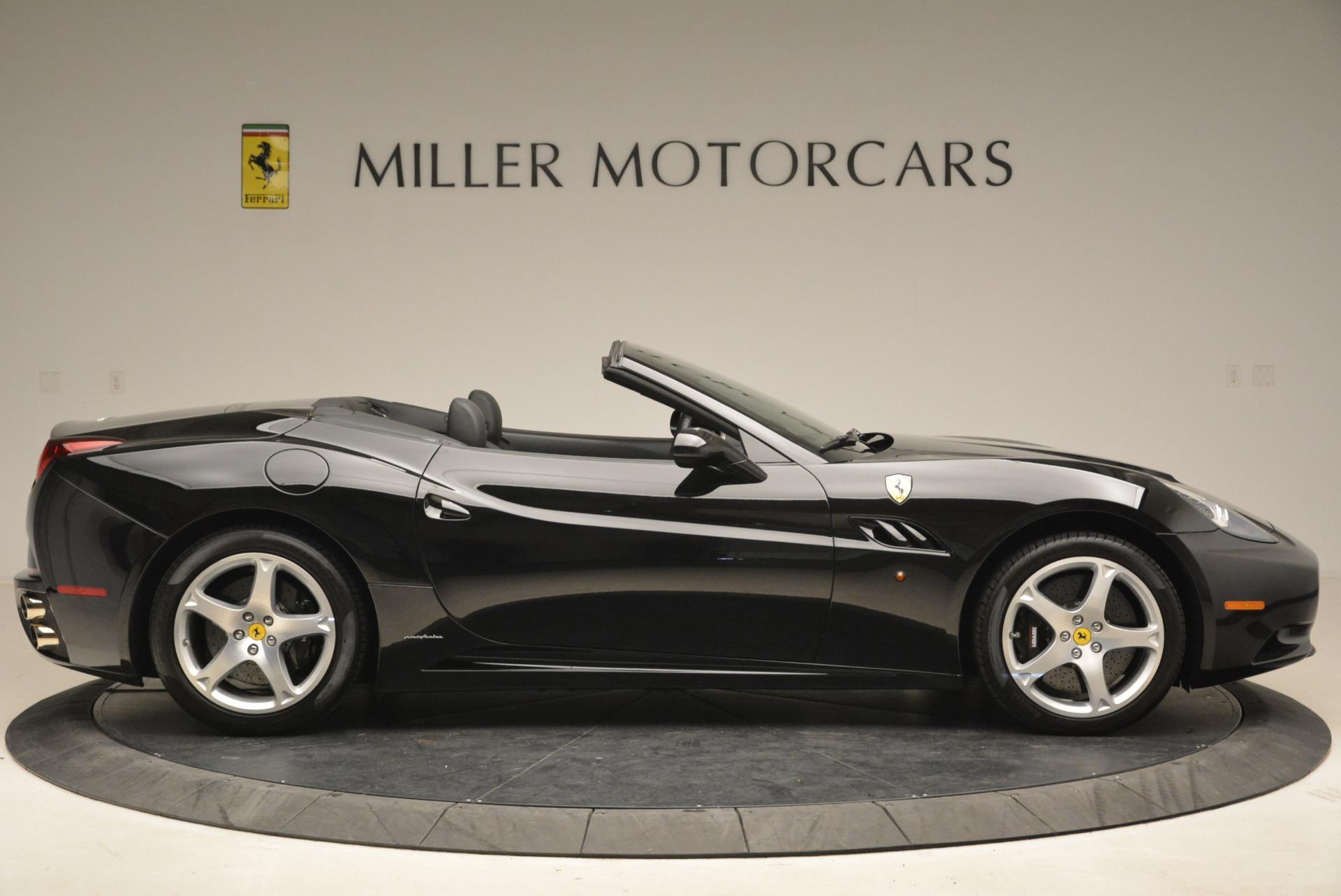 Used 2009 Ferrari California  For Sale In Greenwich, CT 2149_p9