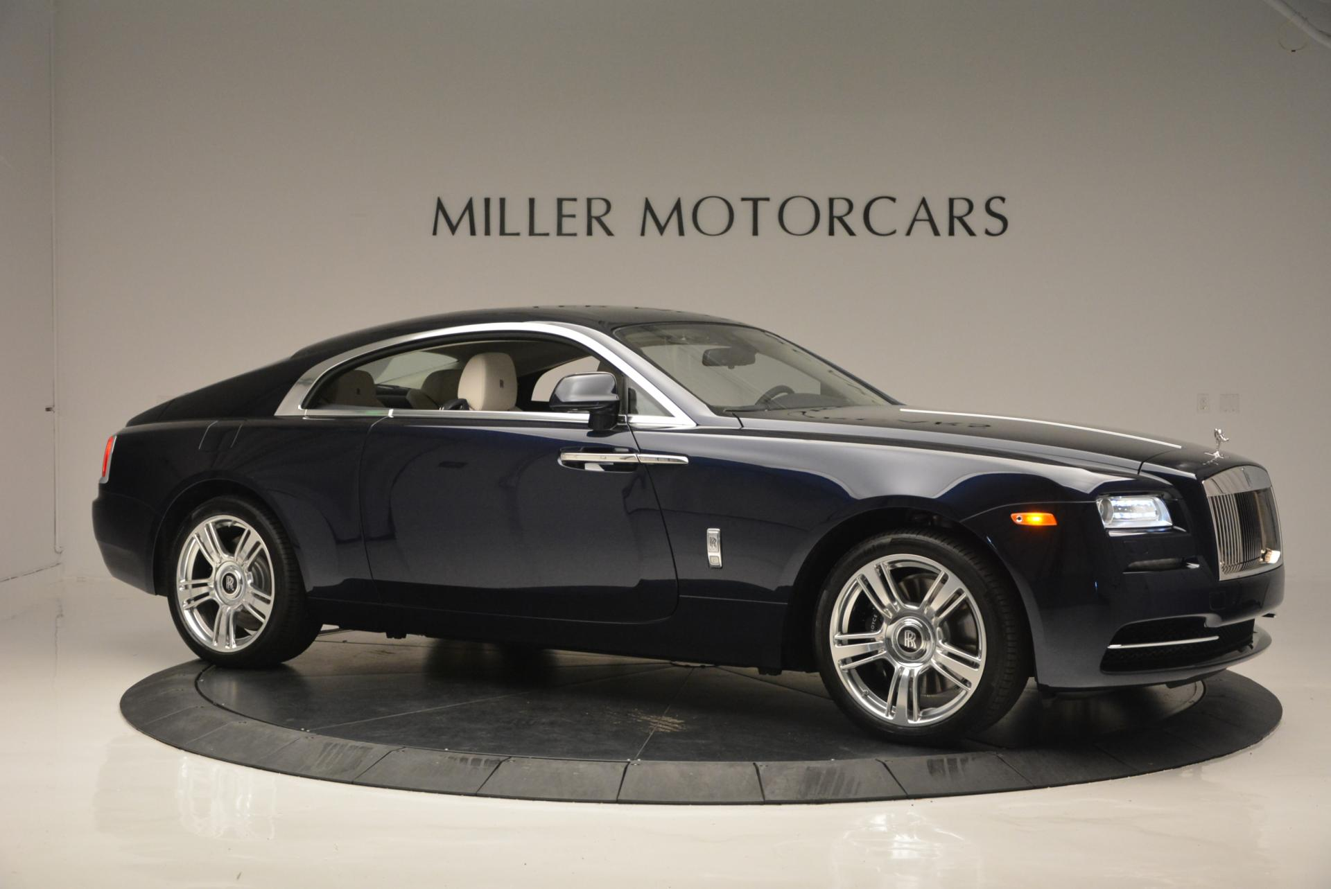 New 2016 Rolls-Royce Wraith  For Sale In Greenwich, CT 215_p10
