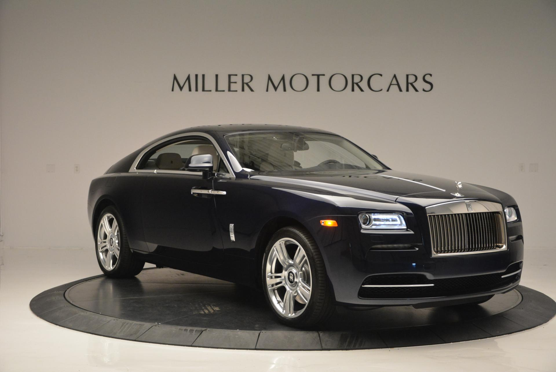 New 2016 Rolls-Royce Wraith  For Sale In Greenwich, CT 215_p11