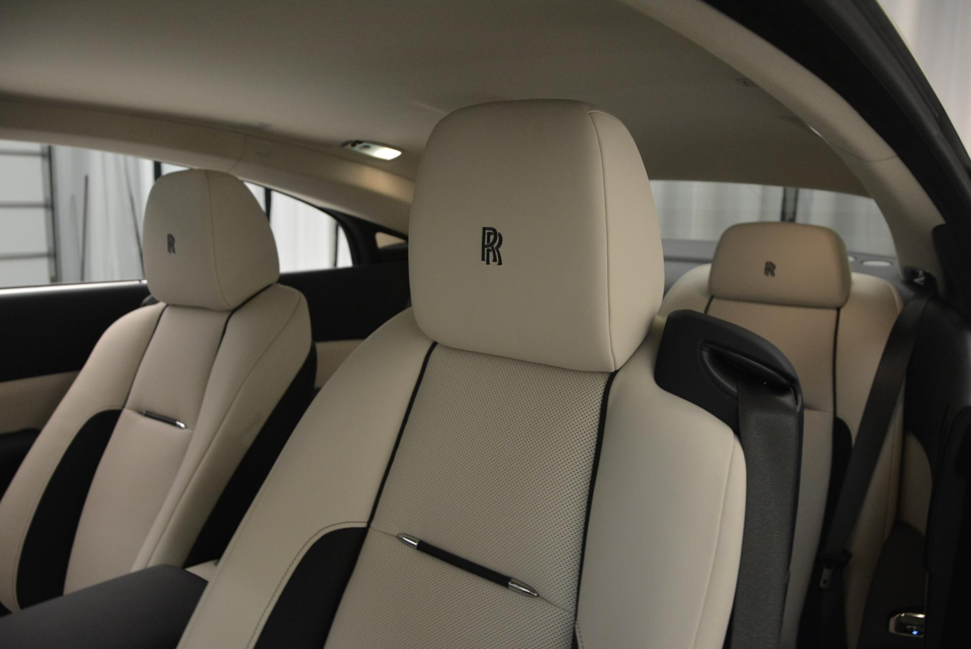 New 2016 Rolls-Royce Wraith  For Sale In Greenwich, CT 215_p24