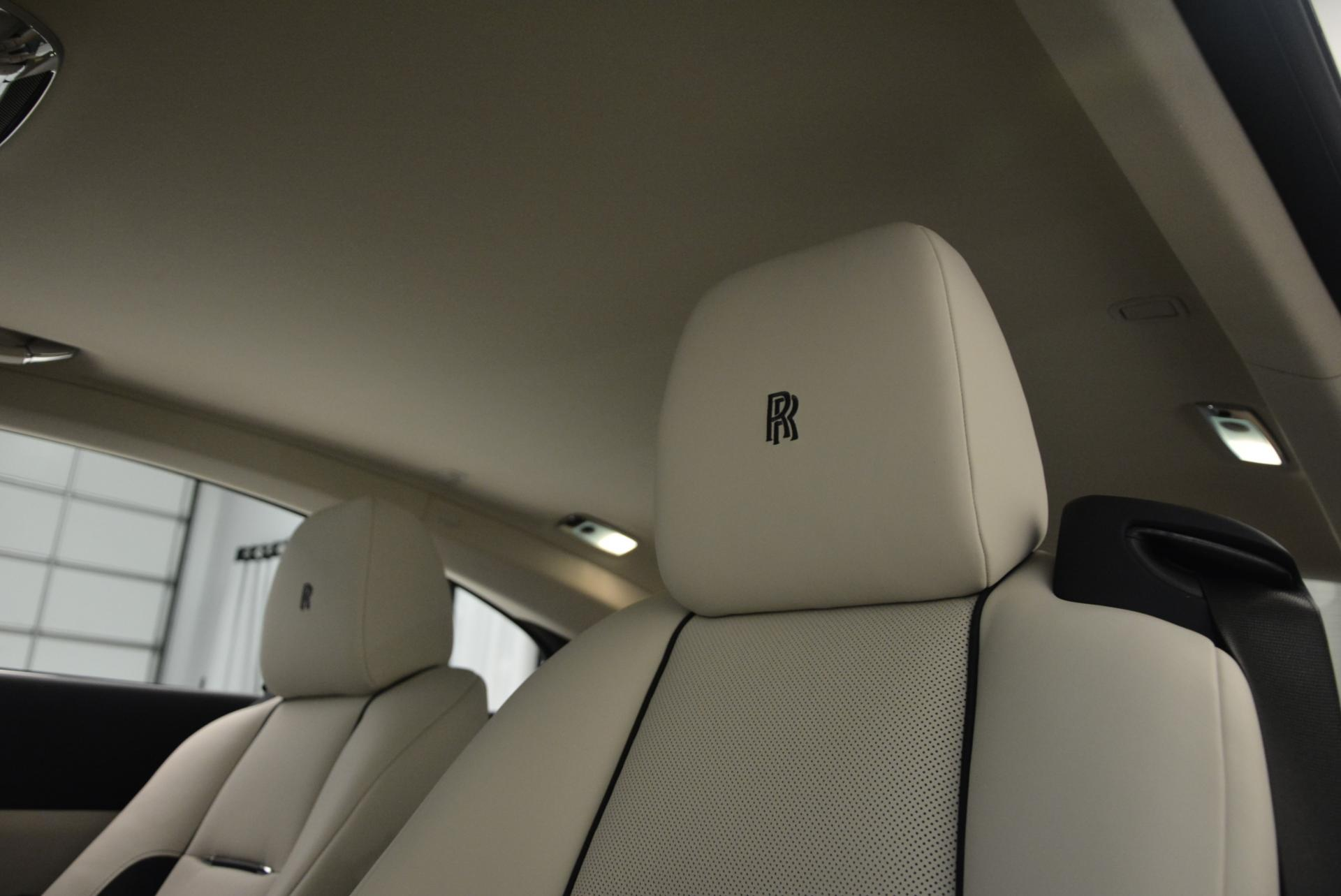New 2016 Rolls-Royce Wraith  For Sale In Greenwich, CT 215_p28
