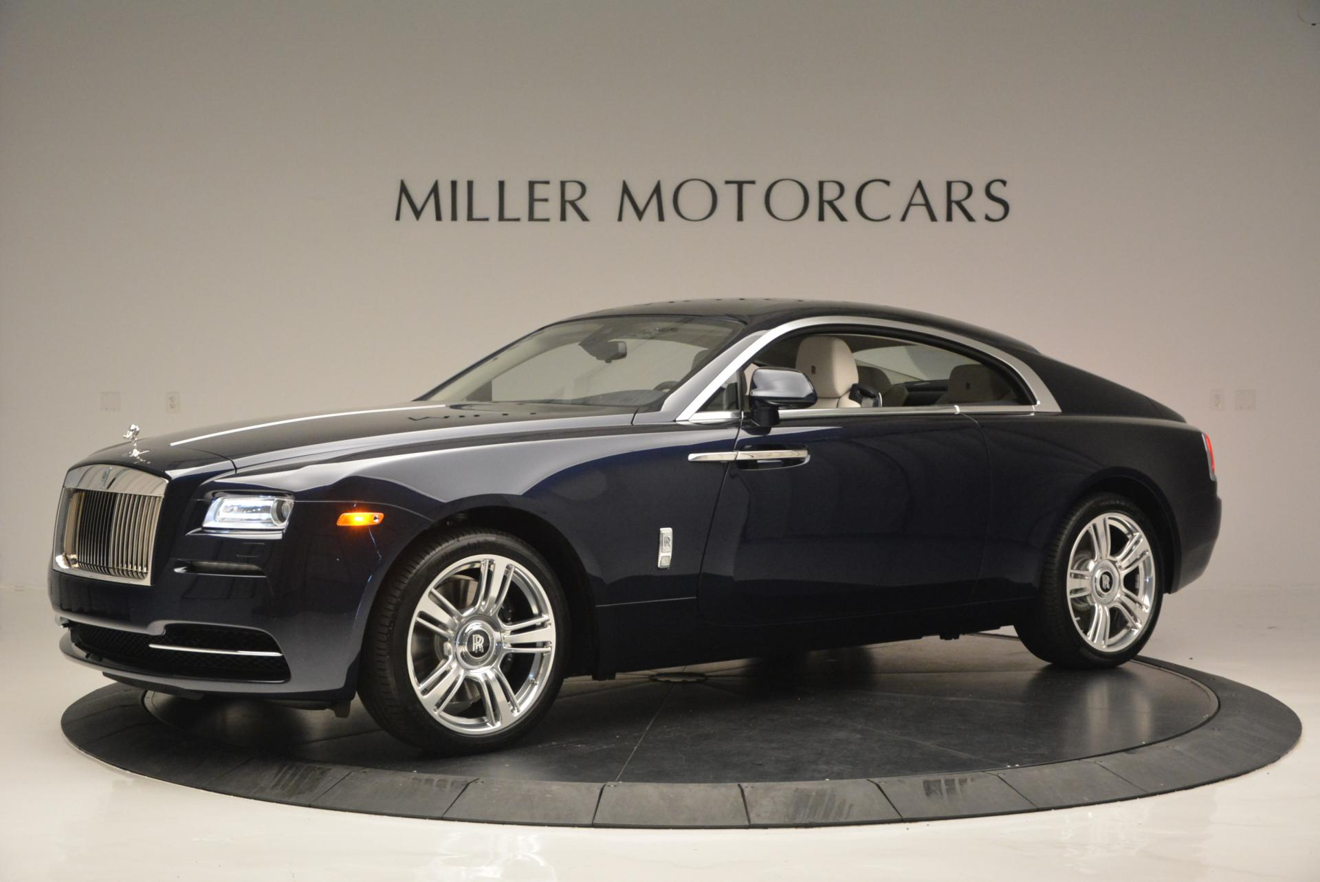 New 2016 Rolls-Royce Wraith  For Sale In Greenwich, CT 215_p2
