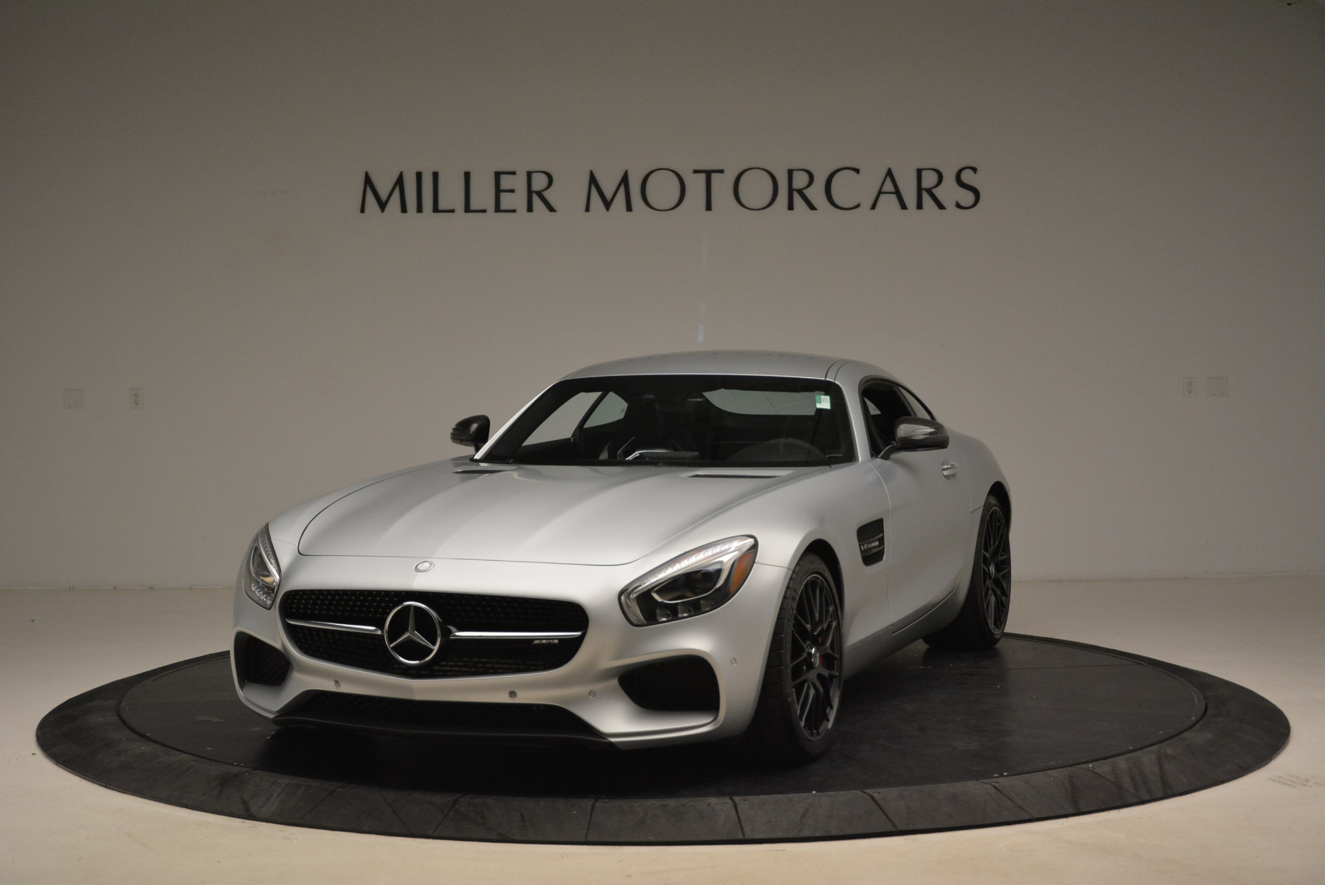 Used 2016 Mercedes-Benz AMG GT S For Sale In Greenwich, CT 2150_main