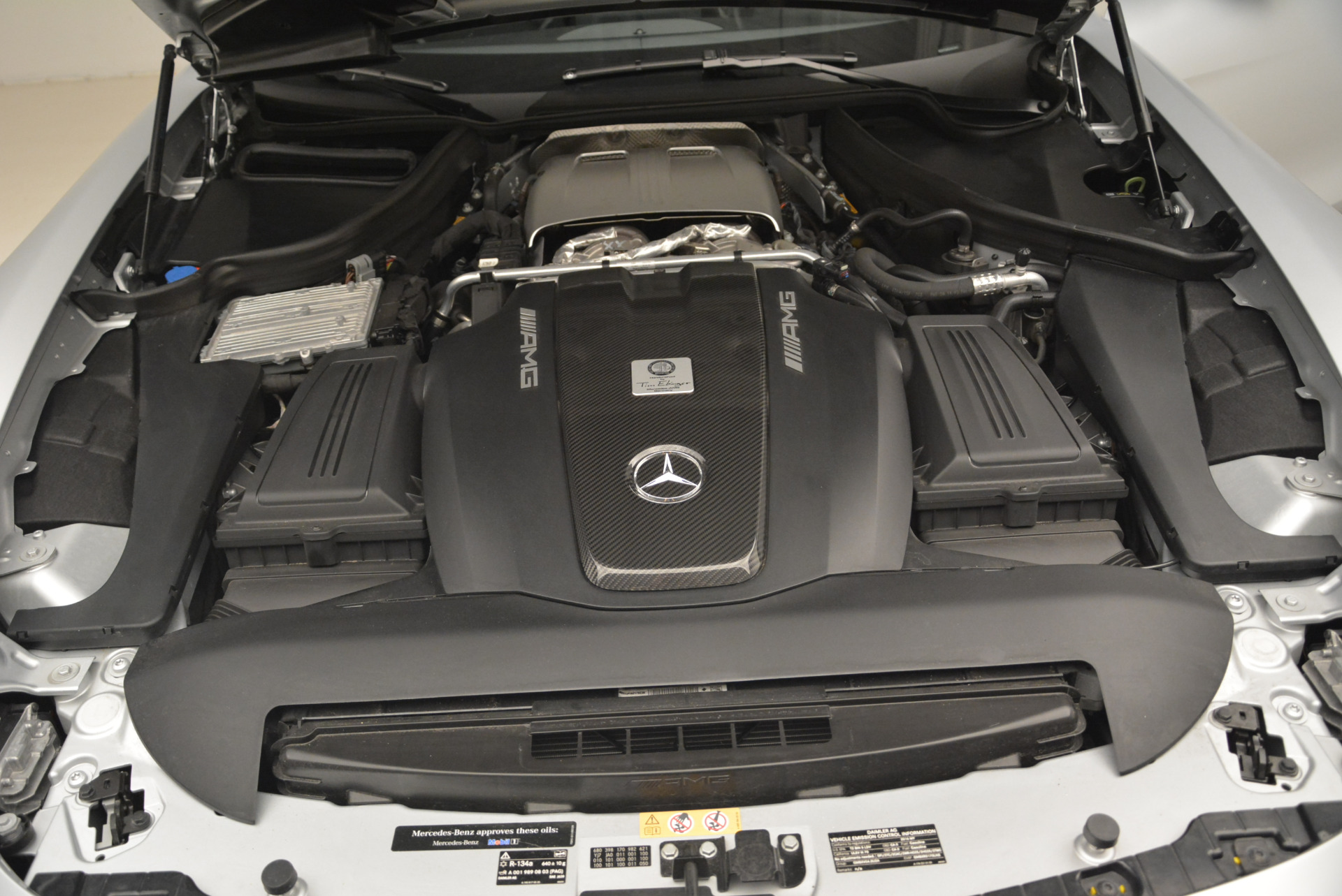 Used 2016 Mercedes-Benz AMG GT S For Sale In Greenwich, CT 2150_p23