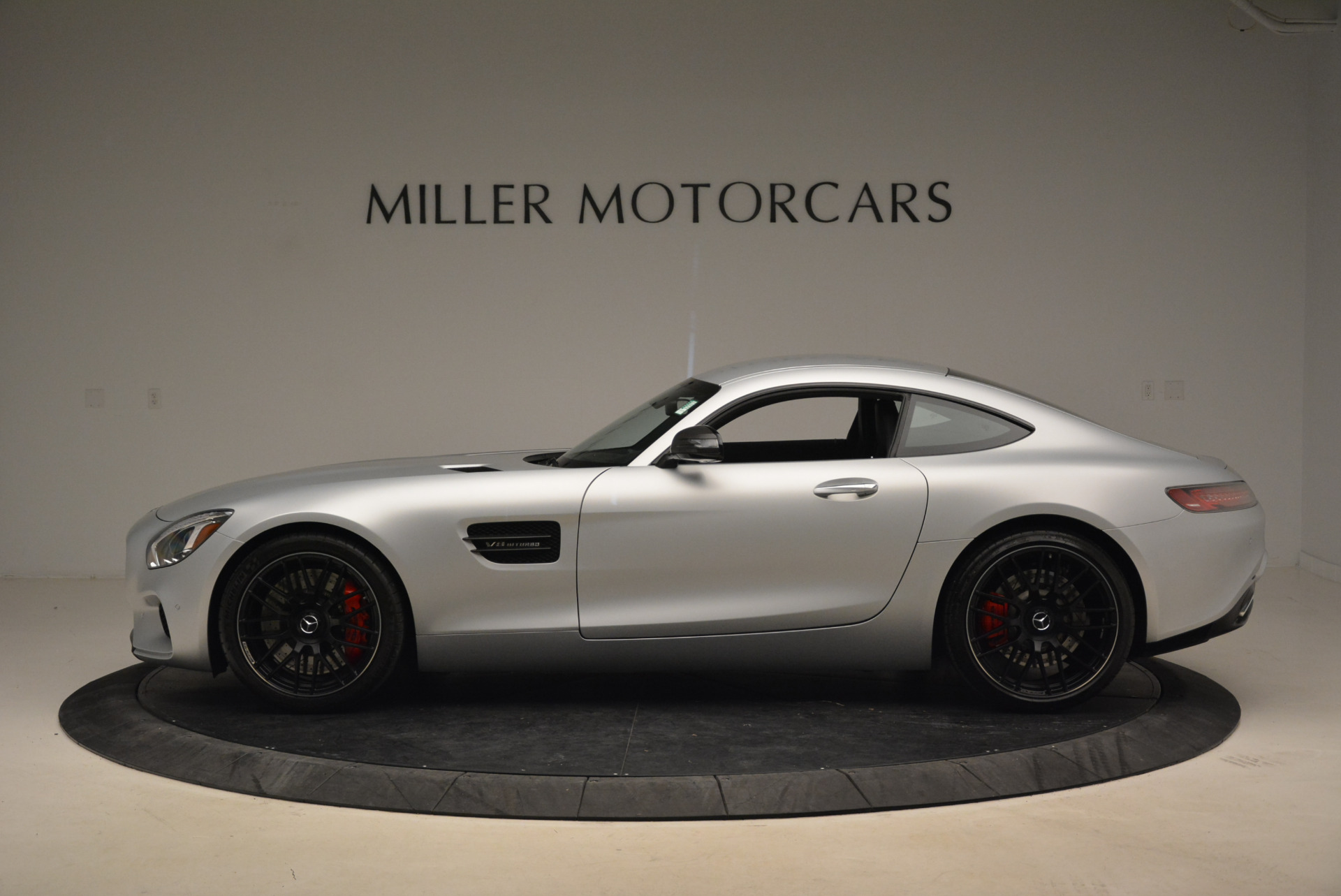 Used 2016 Mercedes-Benz AMG GT S For Sale In Greenwich, CT 2150_p3