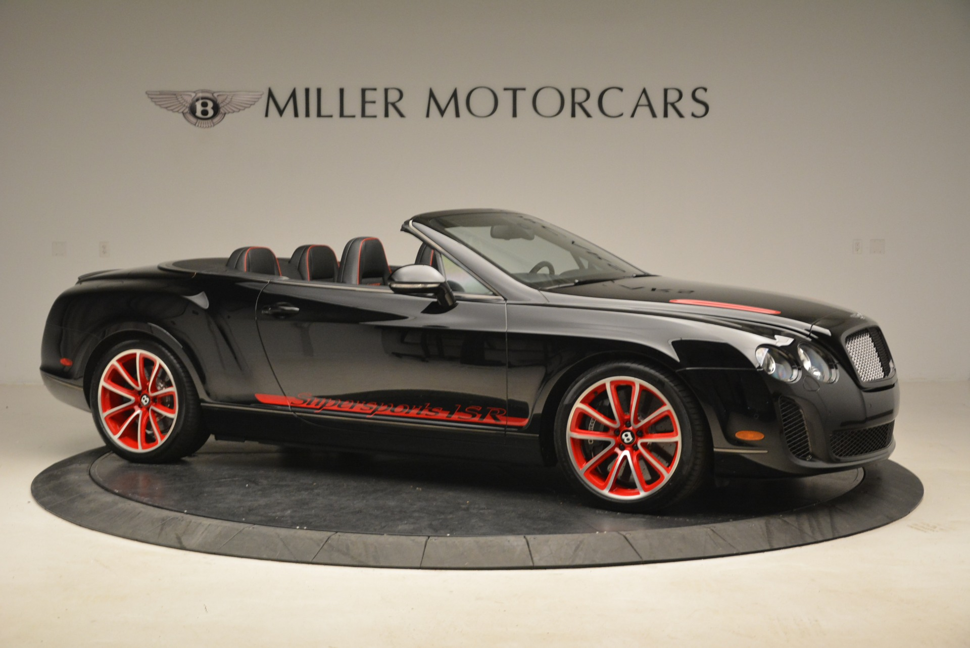 Used 2013 Bentley Continental GT Supersports Convertible ISR For Sale In Greenwich, CT 2151_p10