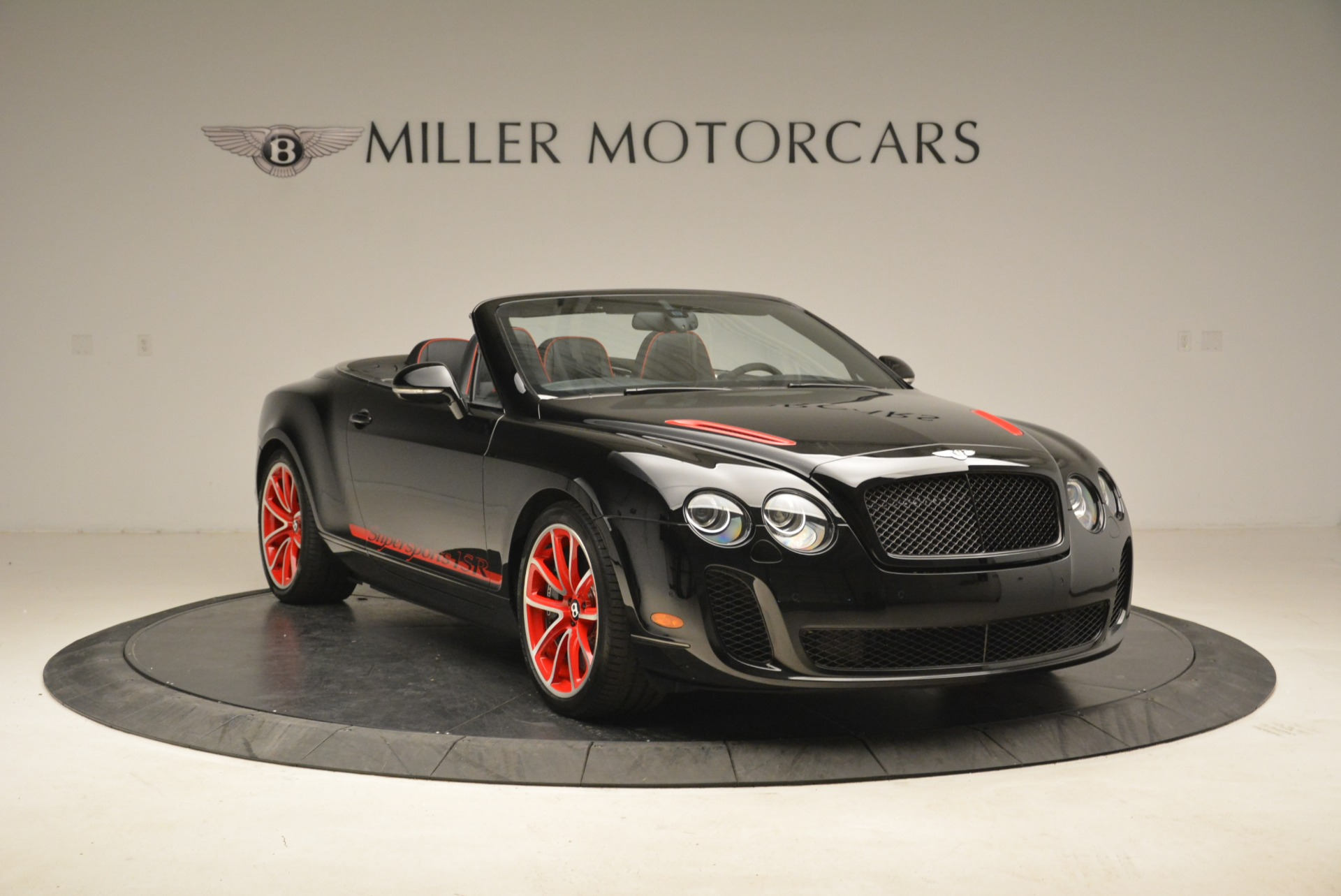 Used 2013 Bentley Continental GT Supersports Convertible ISR For Sale In Greenwich, CT 2151_p11