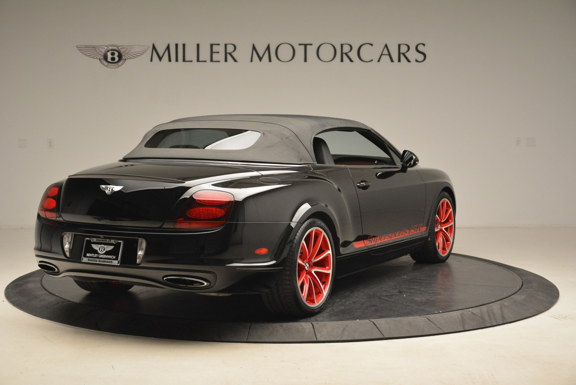 Used 2013 Bentley Continental GT Supersports Convertible ISR For Sale In Greenwich, CT 2151_p20